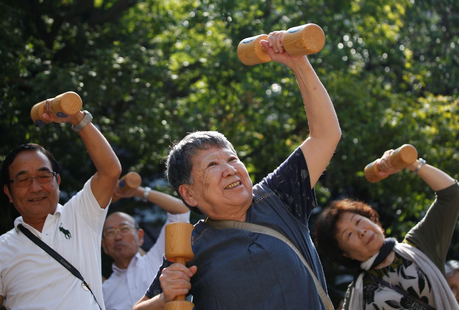 Japan Is Facing an Unprecedented Population Meltdown