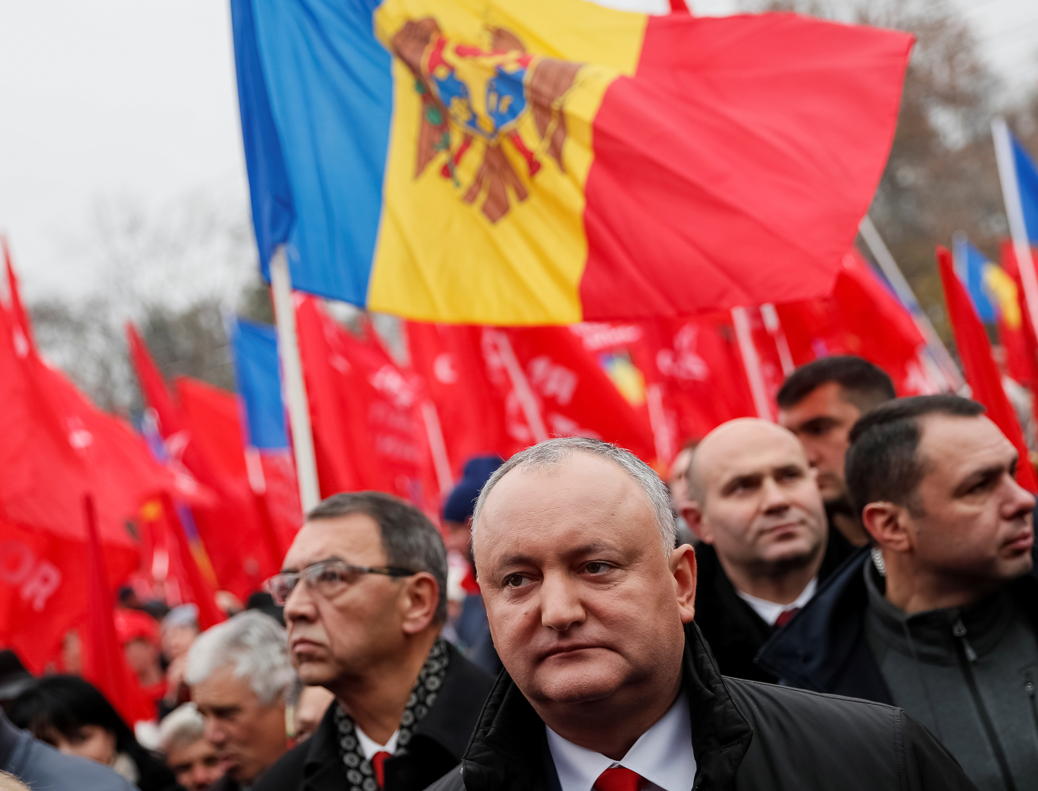Moldova has Become a Geopolitical Battleground between Russia and the