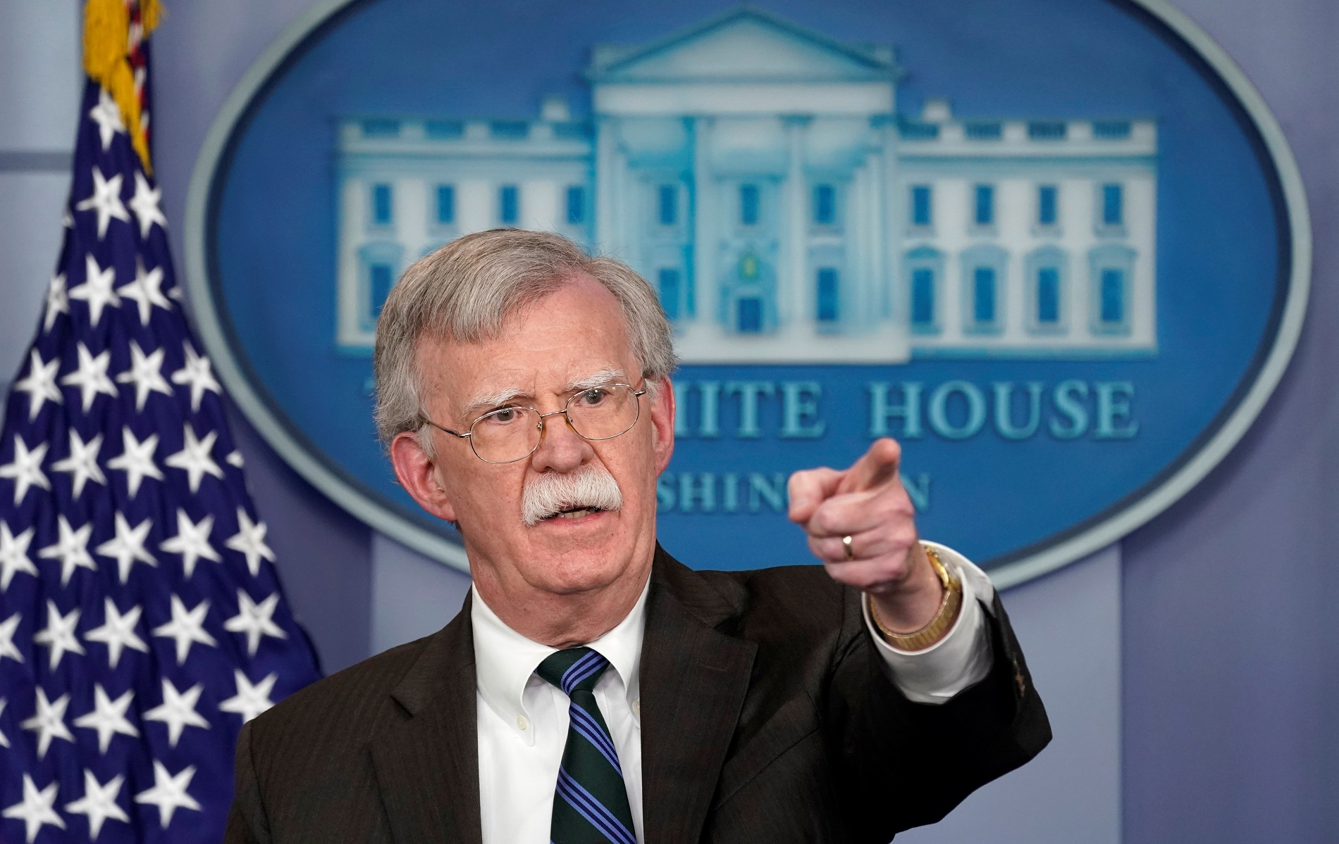 This Is The Big Moment for John Bolton