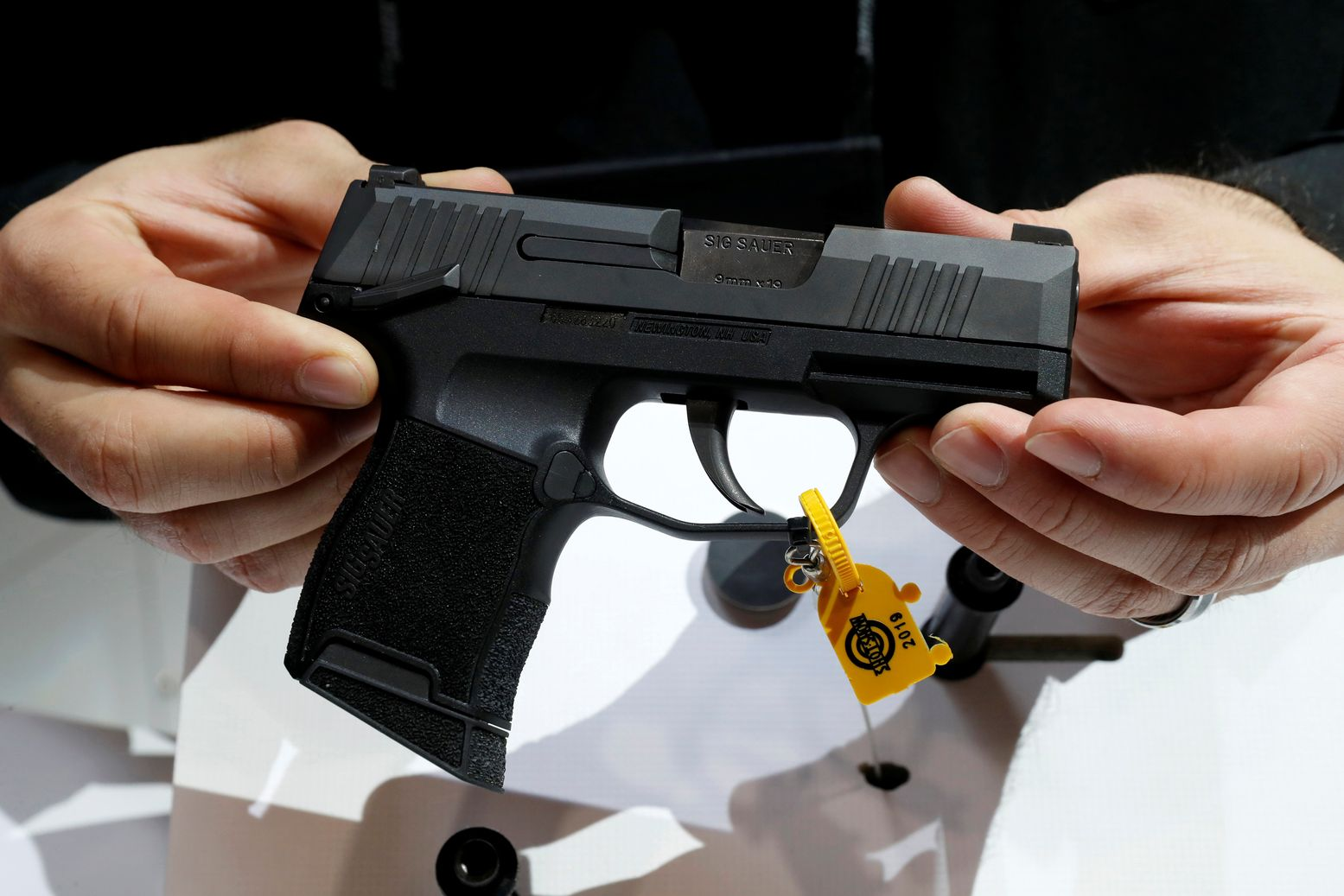 The Sig Sauer P365 Is the Hottest Semi-Automatic On the Market