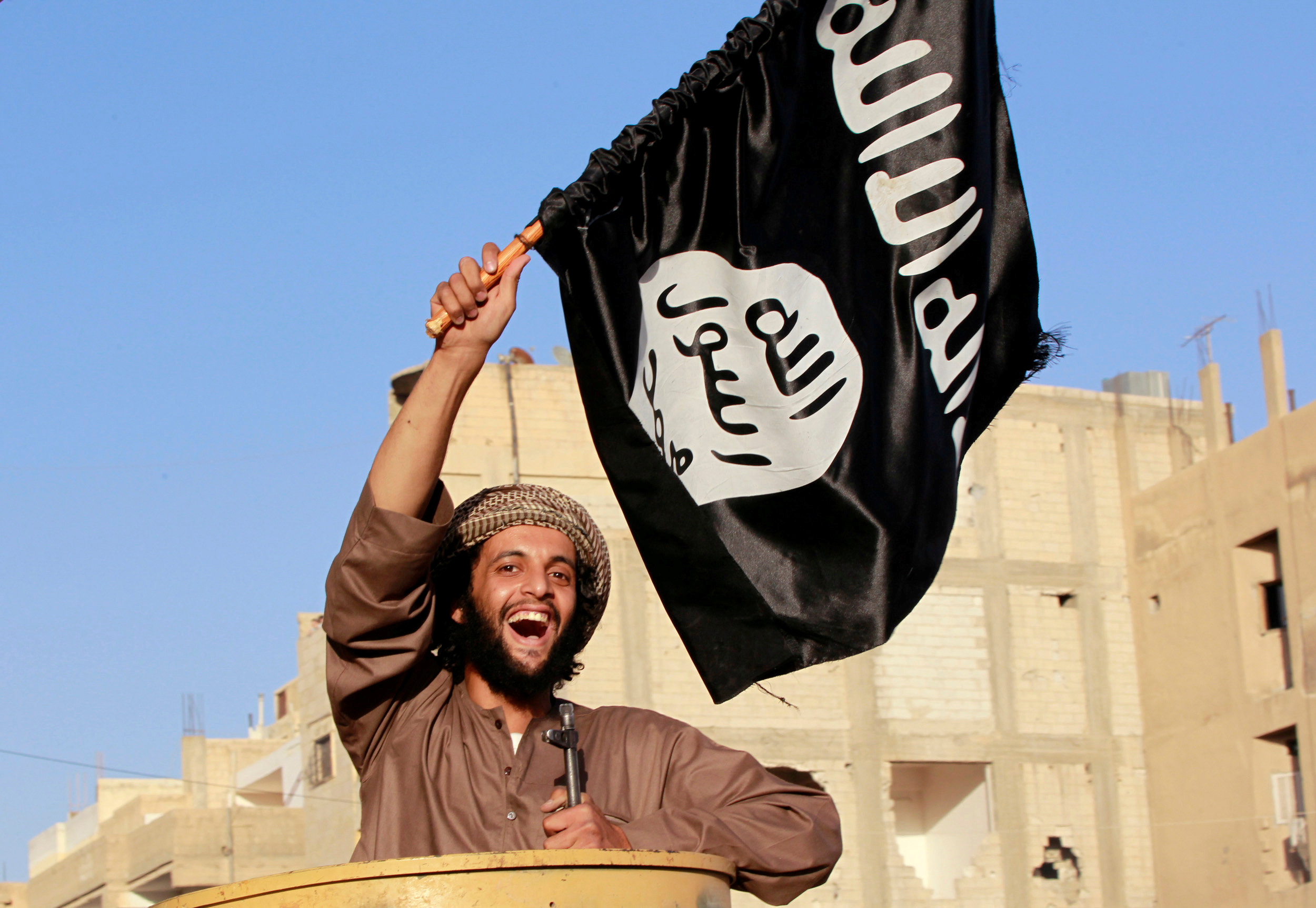 The Islamic State Was a Sham