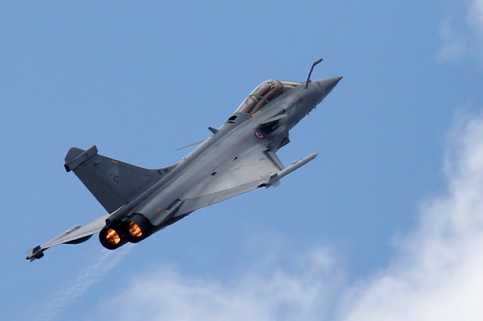France's Dassault Rafale Is No Competition for the F-35
