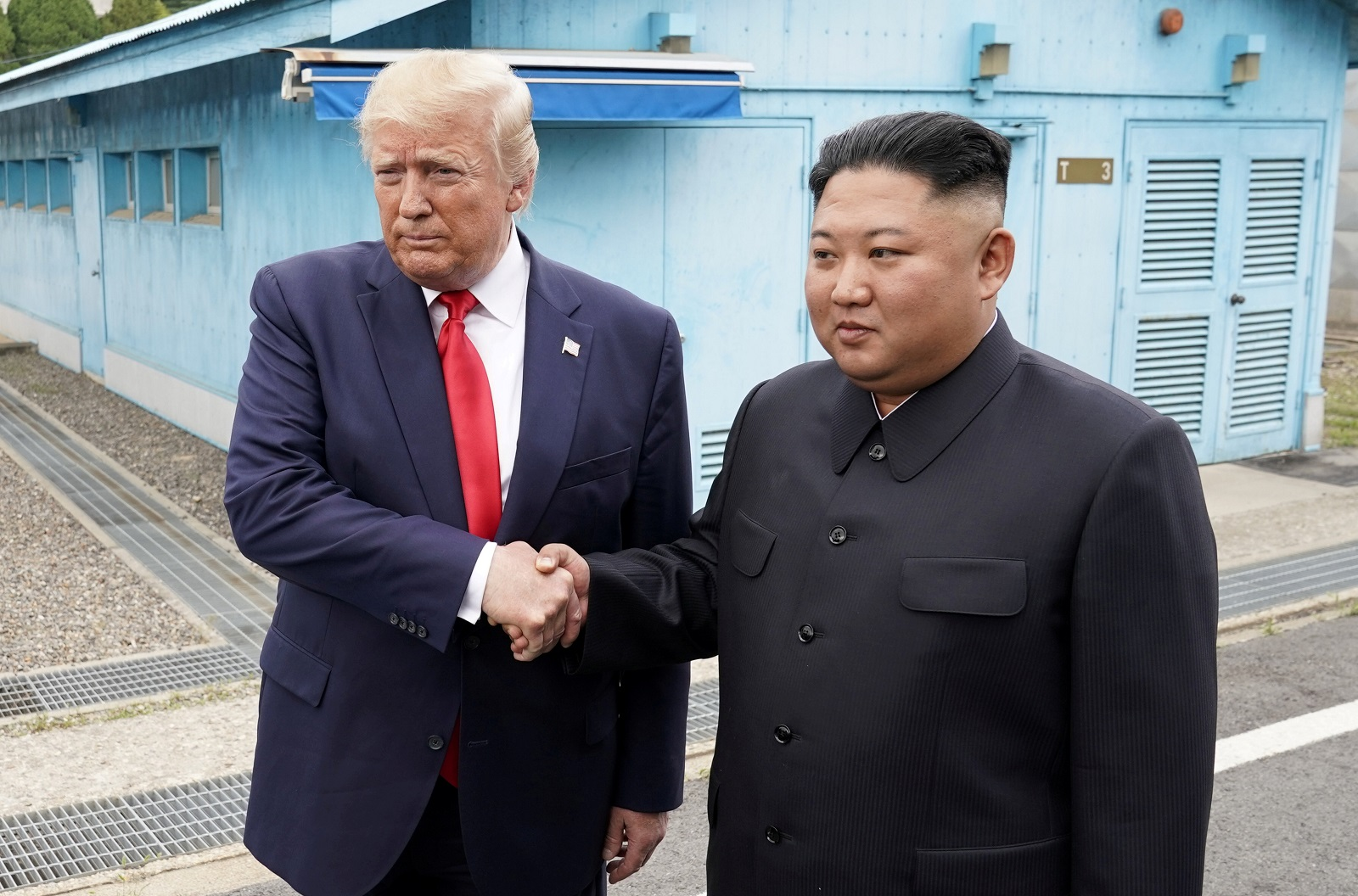 This Picture Is History: Trump 'Visits' North Korea and Reboots