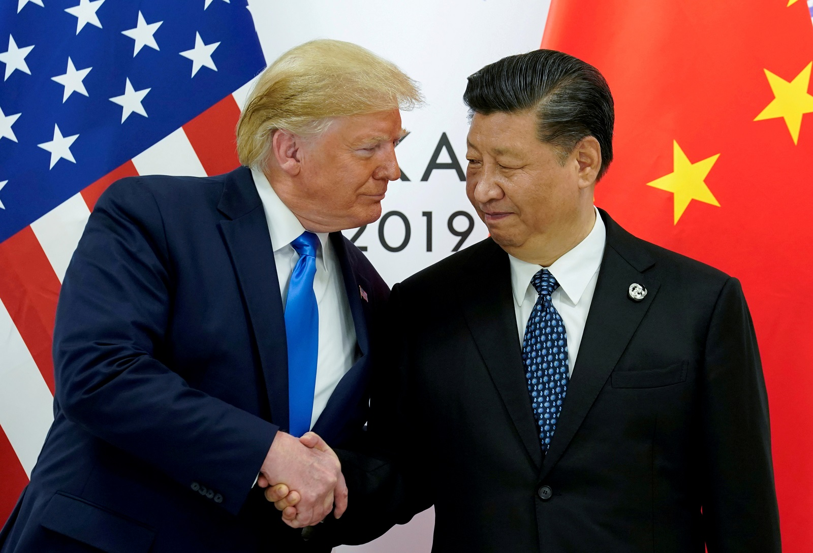 Don't Believe China's Commitment to Peace and Stability