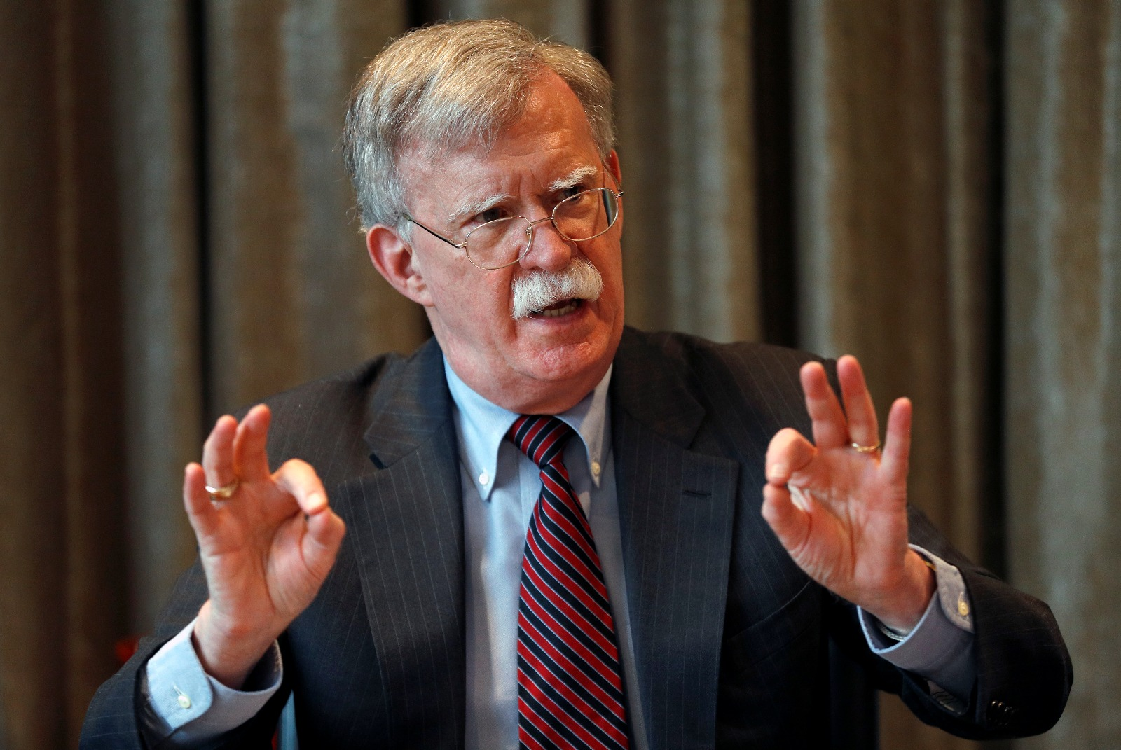 Why John Bolton Is Pushing Hard For Britain to Leave the European
