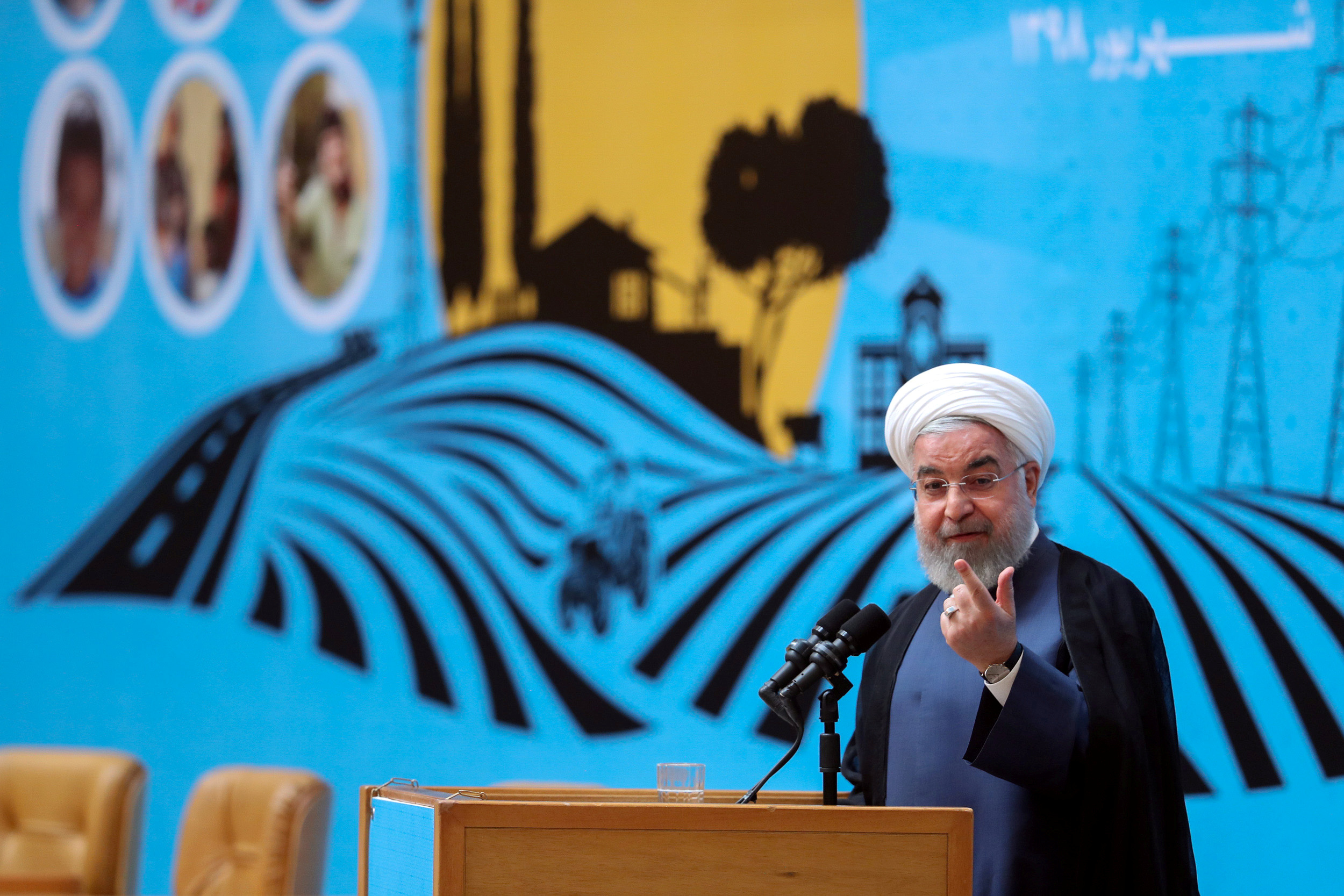 Why America Must Confront Power-Hungry Iran