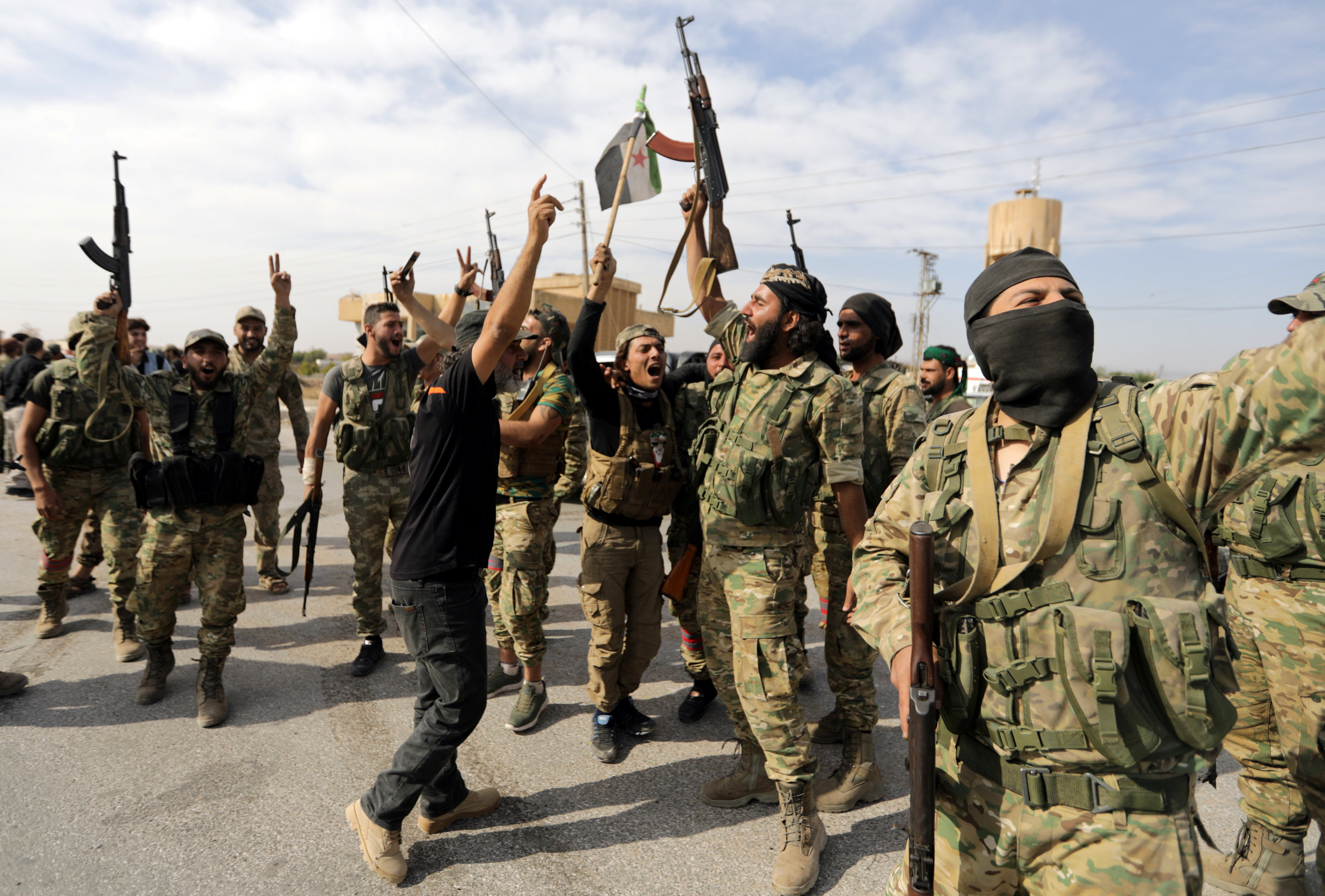 The Crisis in Syria Is What a Post-U.S. Middle East Looks Like