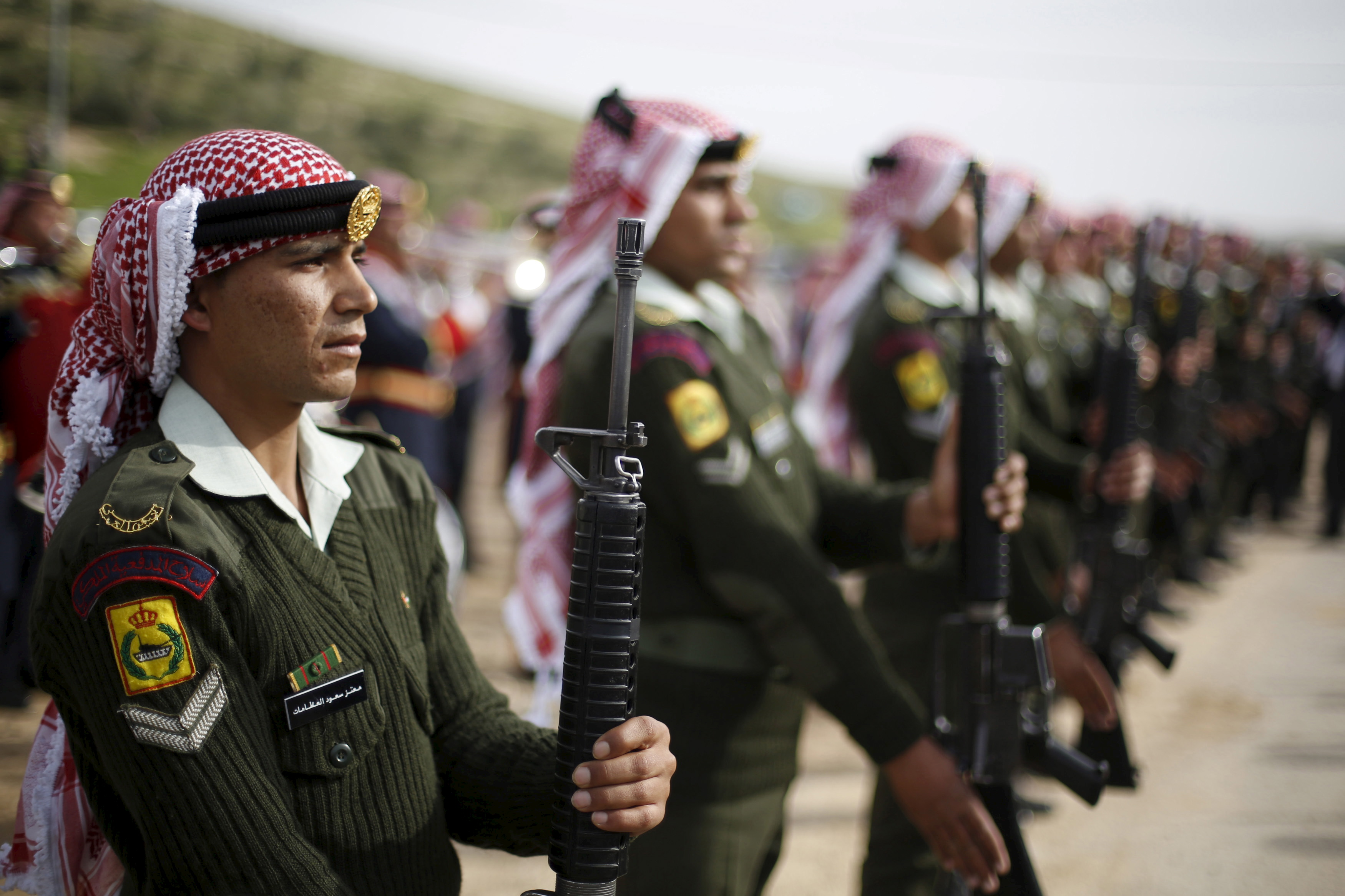 Jordan's Security is at the Mercy of Foreign Powers
