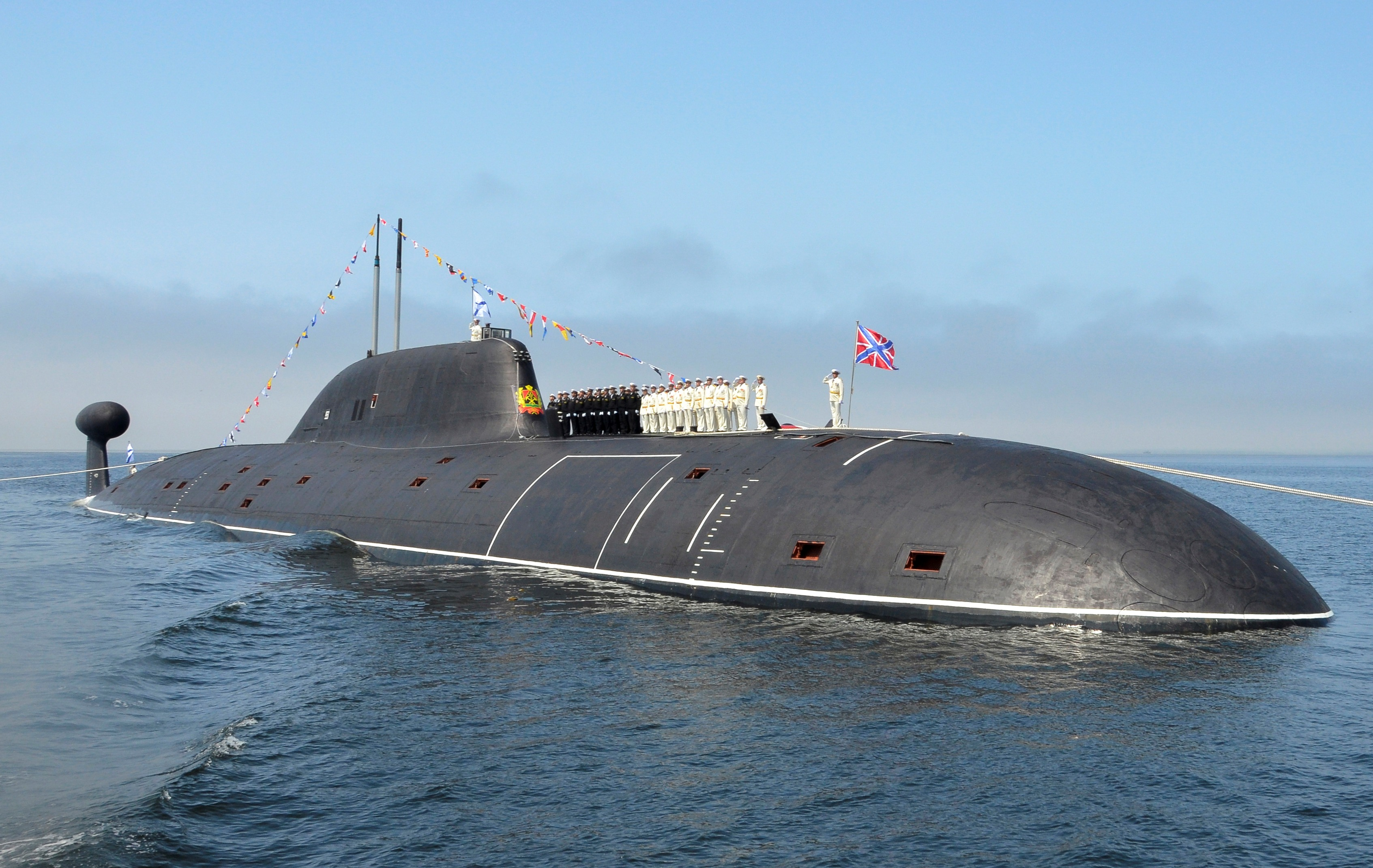 Meet Russia's Kilo-Class Submarine (NATO Hates It)