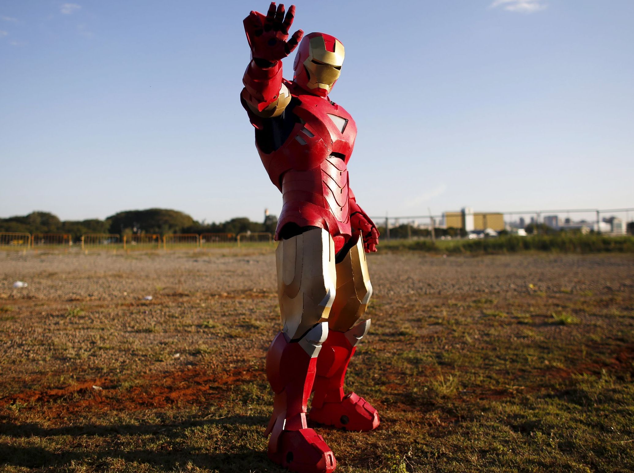 The U.S. Military's Iron Man Suit Is Dead