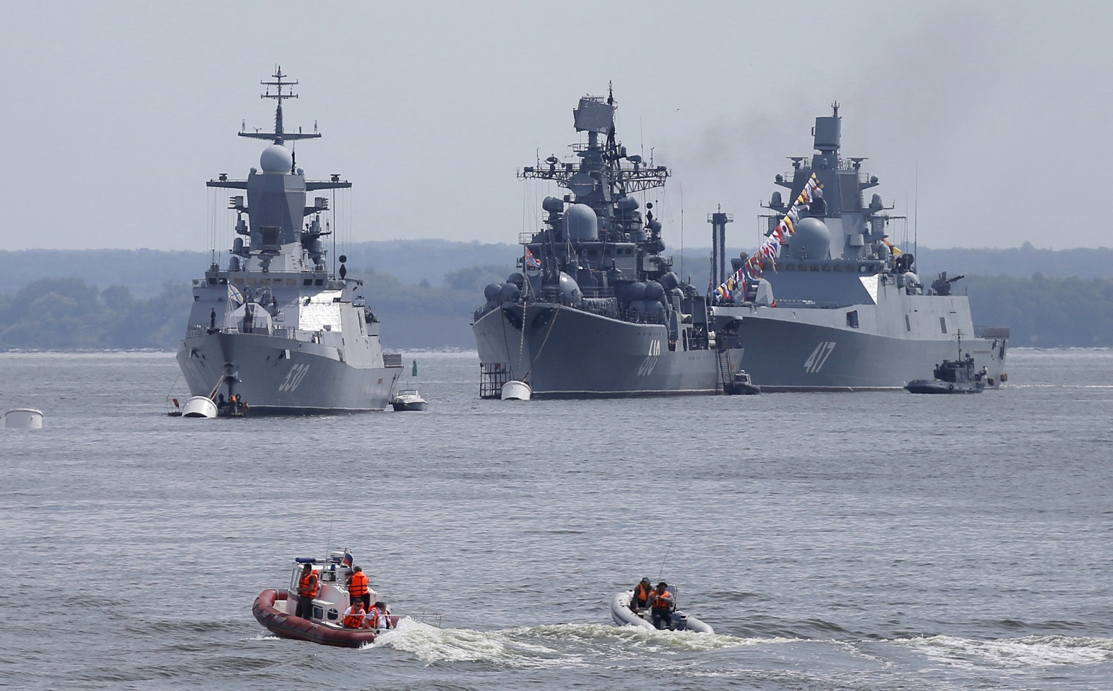 Russia's Aircraft Carrier Has a Big Problem (As in a Very Real Black