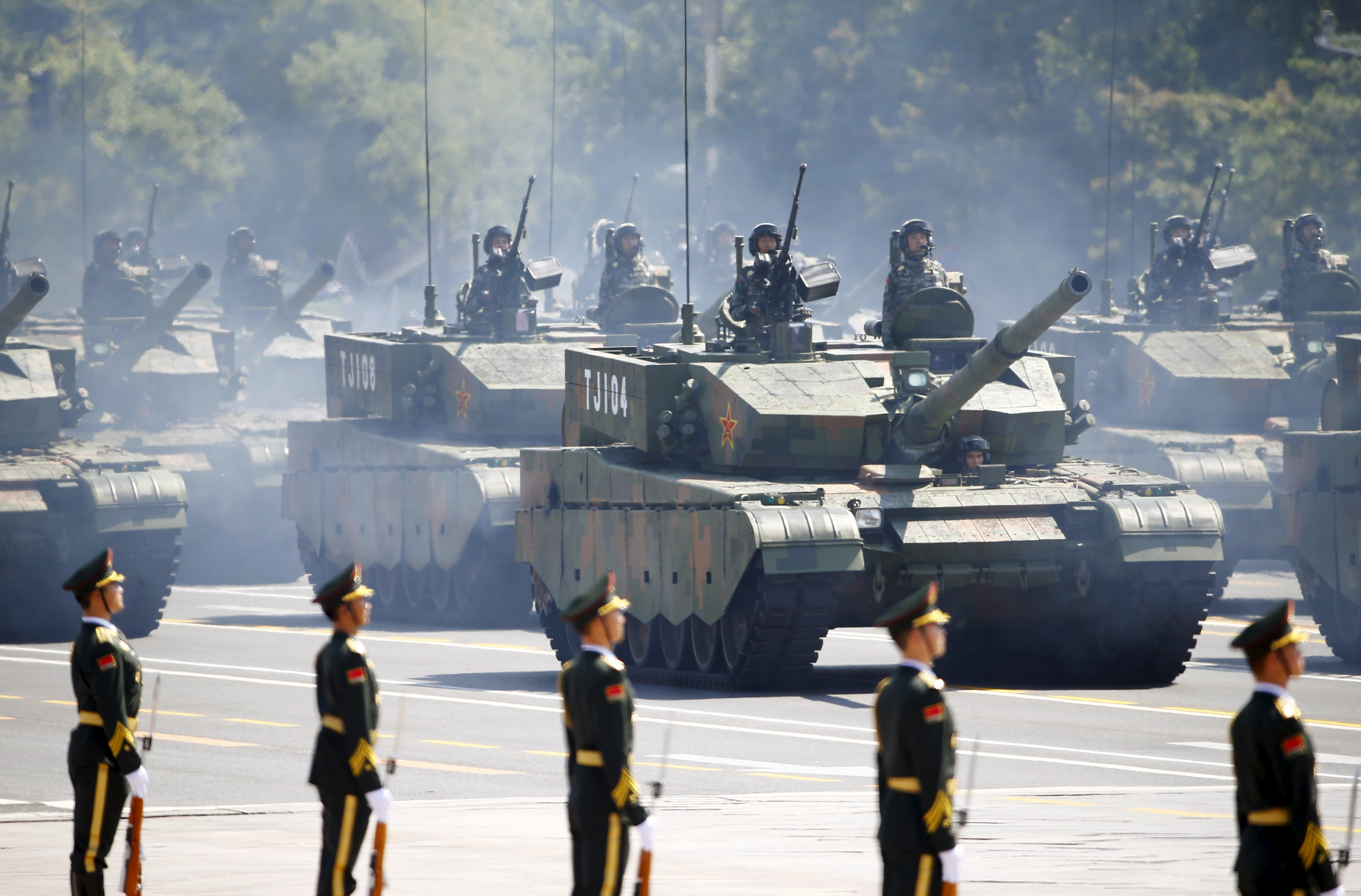 Meet the Marine Lizard: Is China's New Tank All Hype?