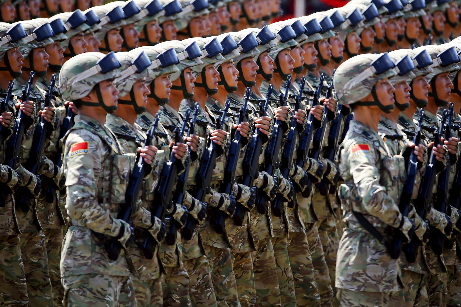The 1 Forgotten Reason China Has Spent Hundreds of Billions of Dollars On Its Military