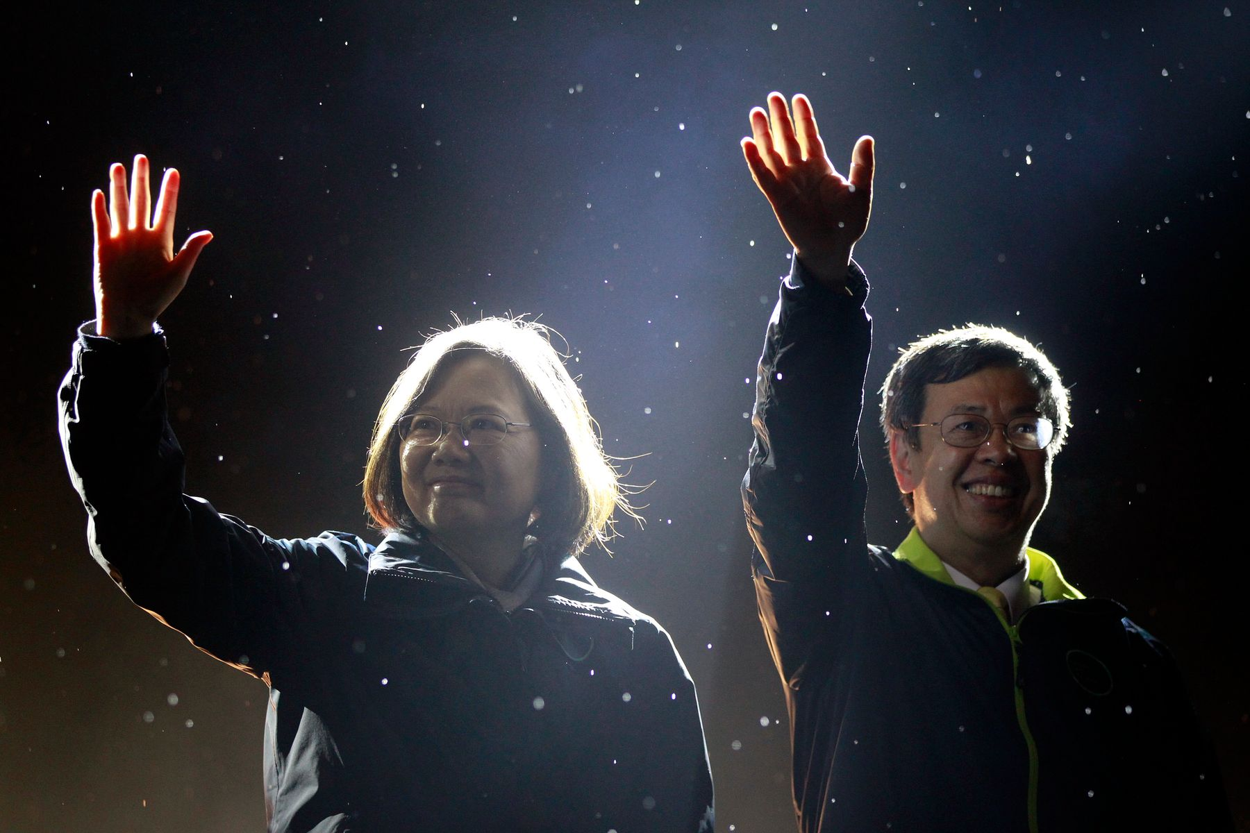 Everything You Wanted to Know About Taiwan's Elections