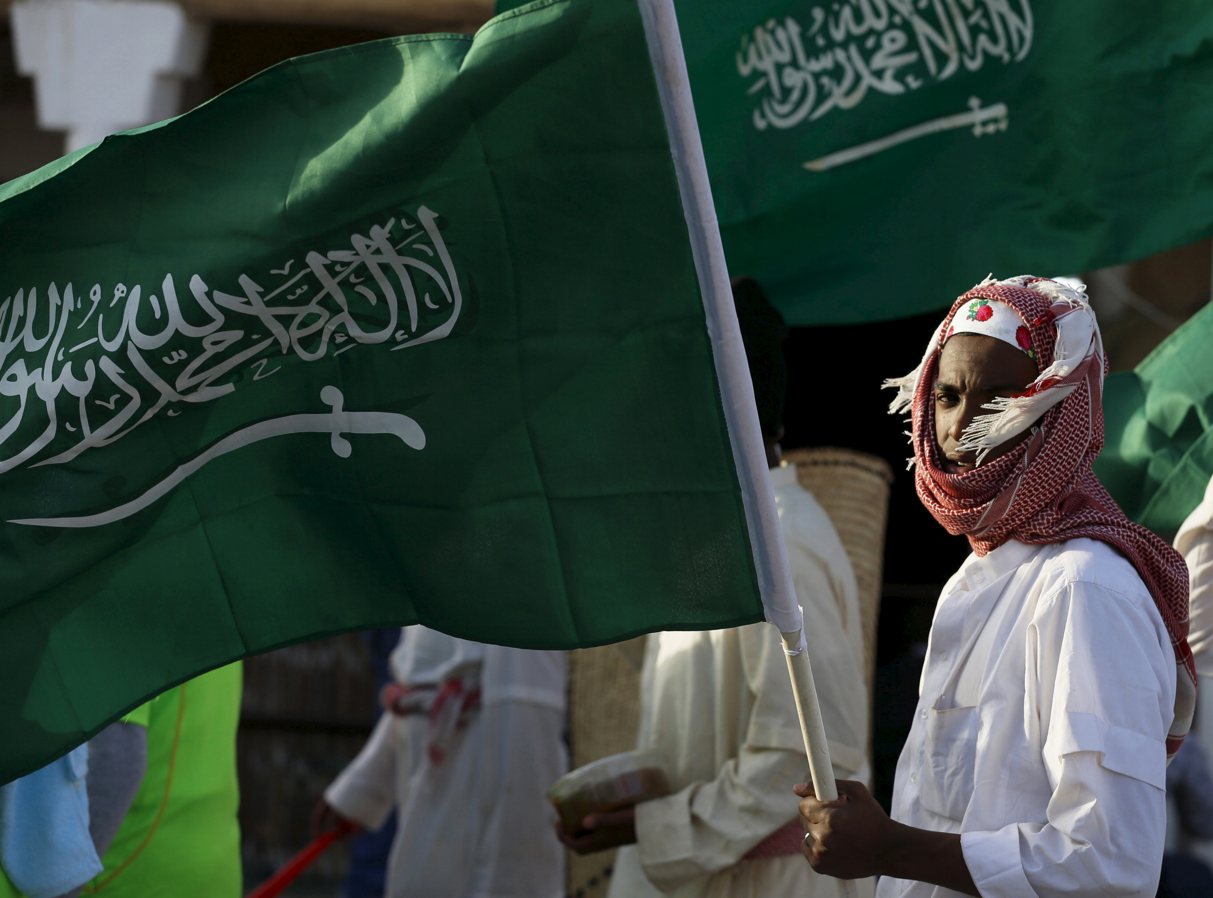 Saudi Arabia's Hyper-Nationalism Is Here To Stay