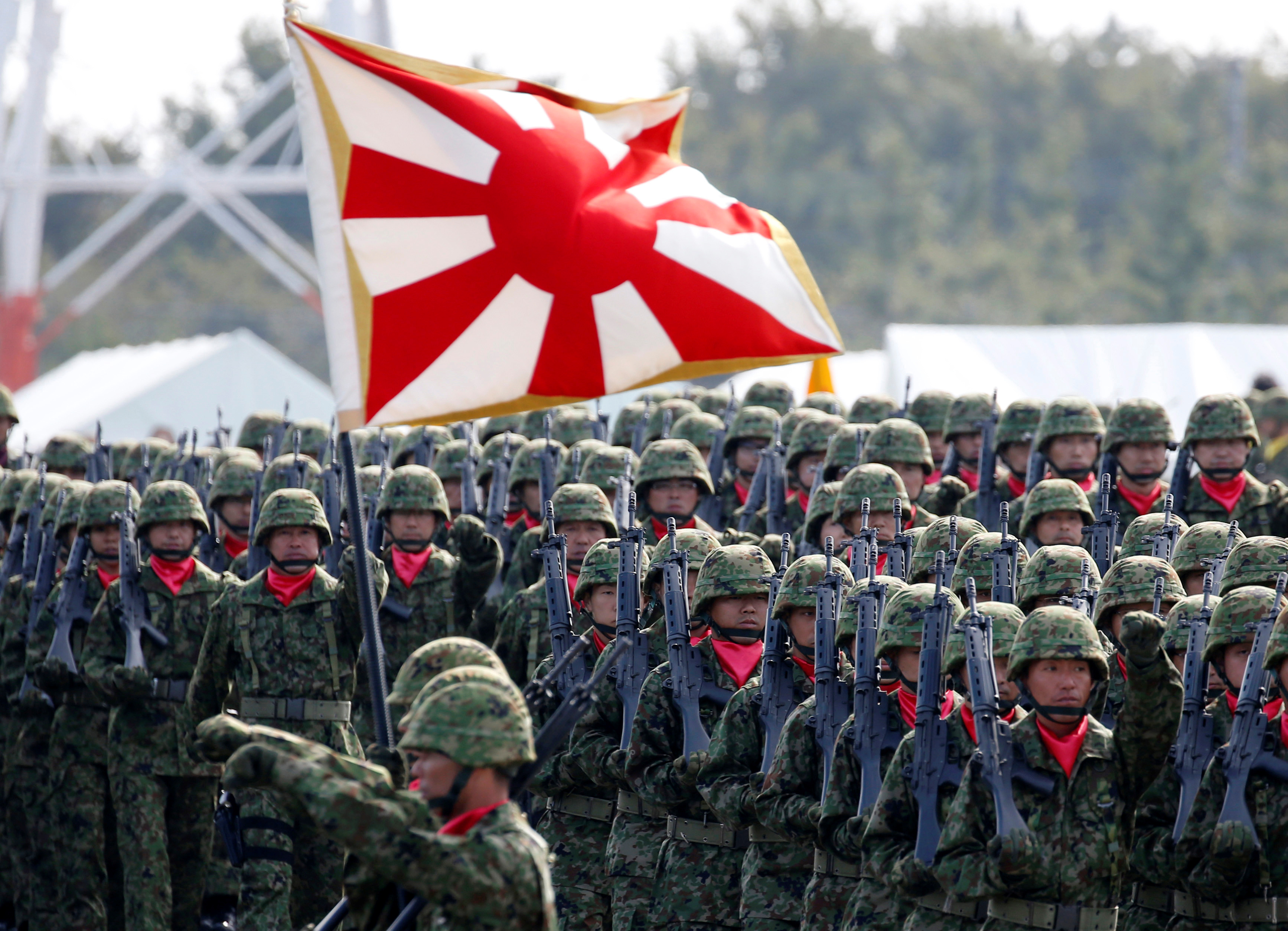 Japan Accelerates Its Defense Buildup | The National Interest