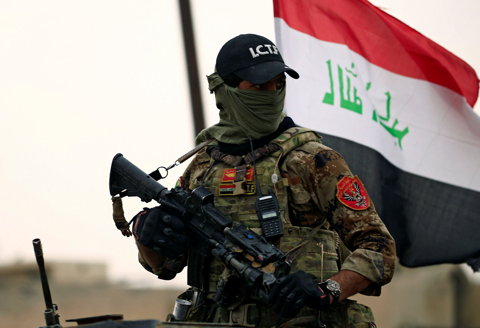 The Path Forward in Iraq: What Shibley Telhami Thinks