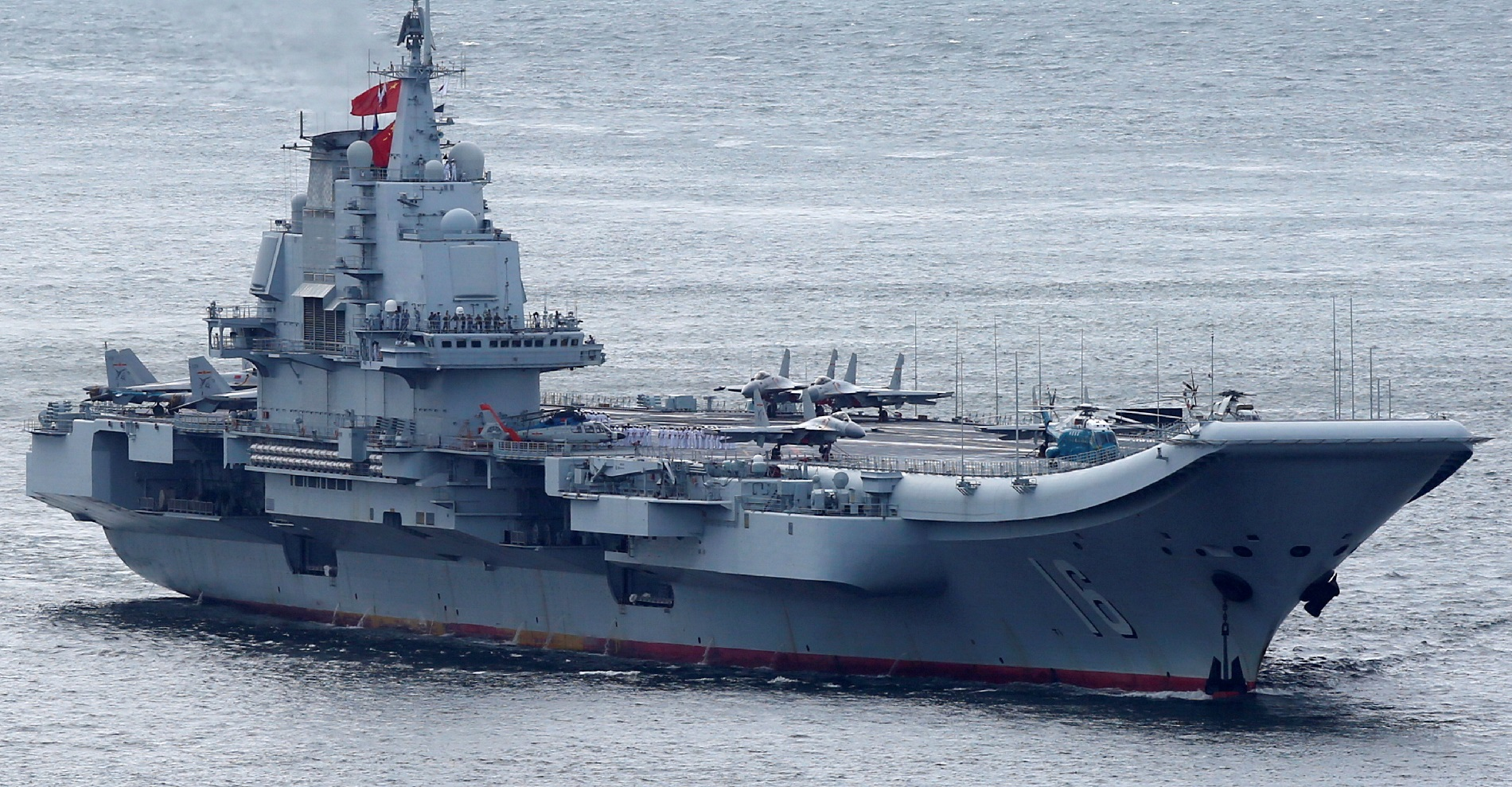 How China's Aircraft Carriers Could Become Truly Deadly ...