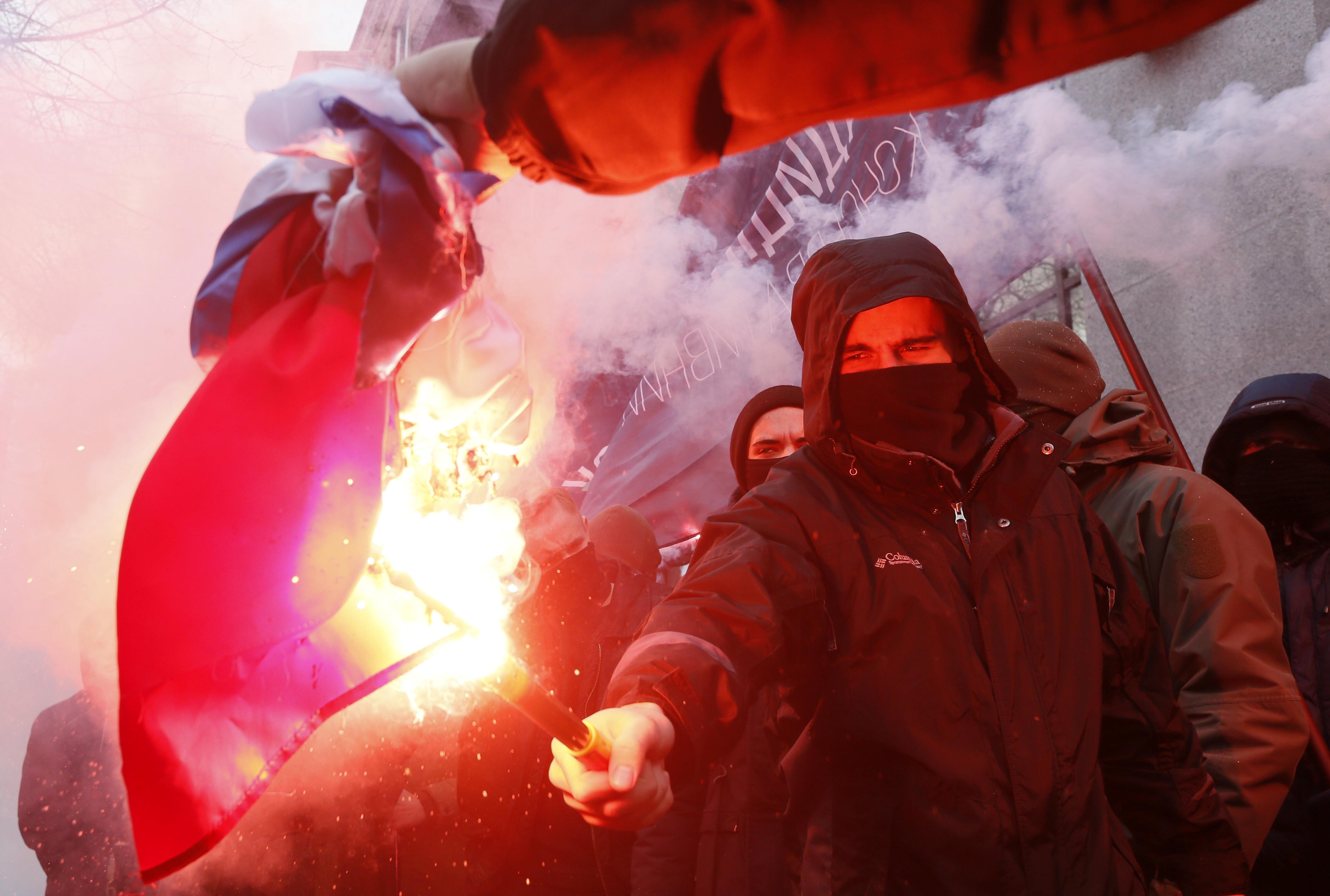 Ukraine Needs Political Support, Not War