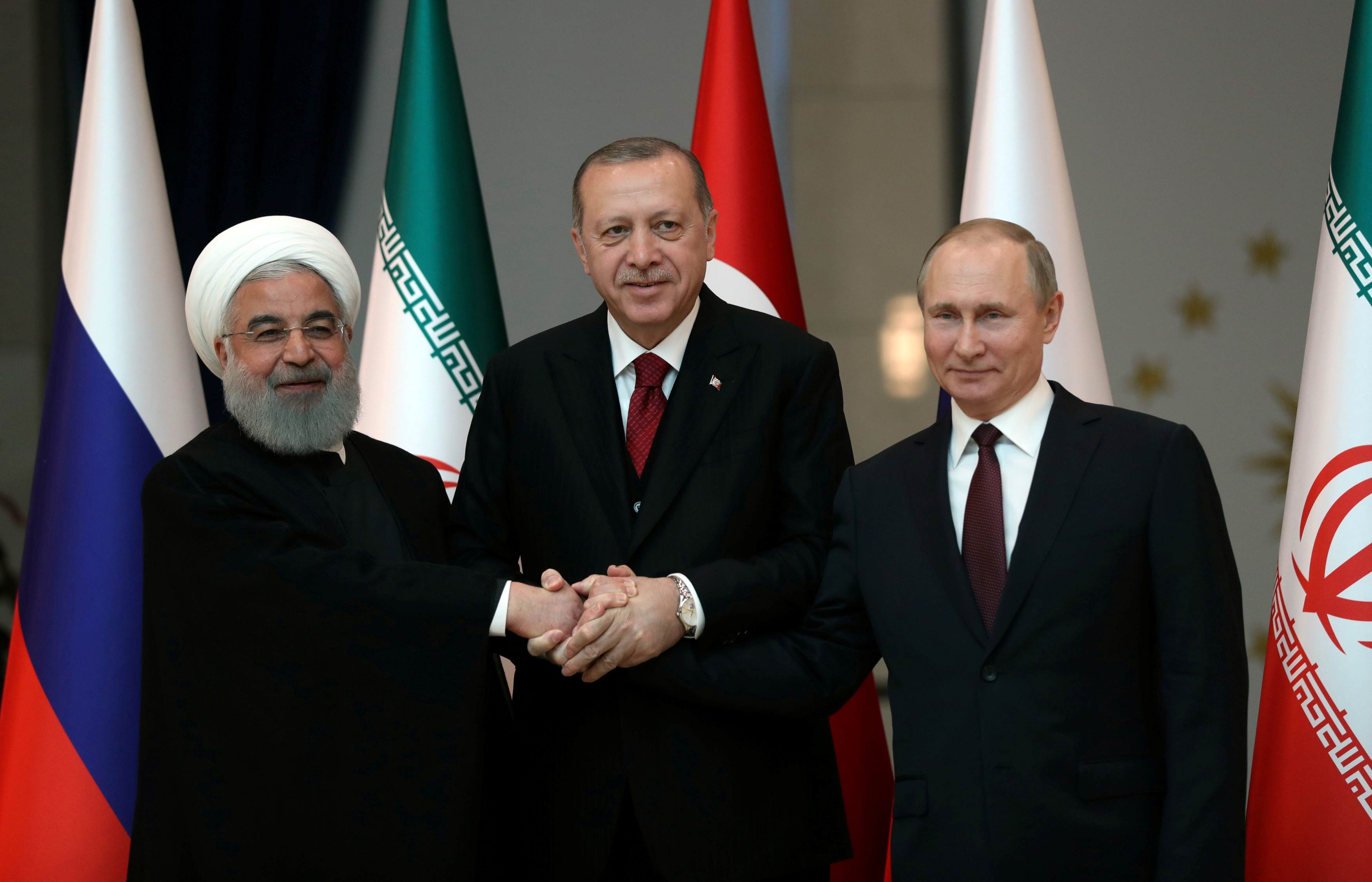 The Unlikely Convergence of Russia, Iran, and Turkey