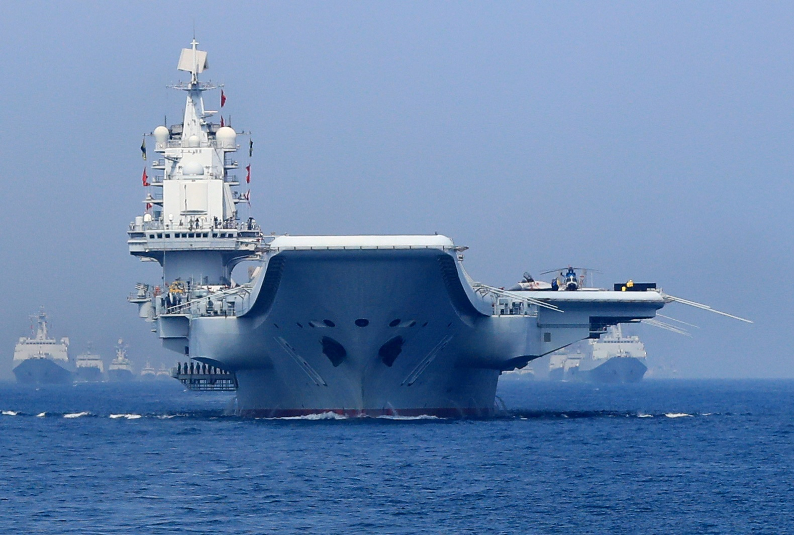 China's World War I Plan to 'Sink' the U.S. Navy