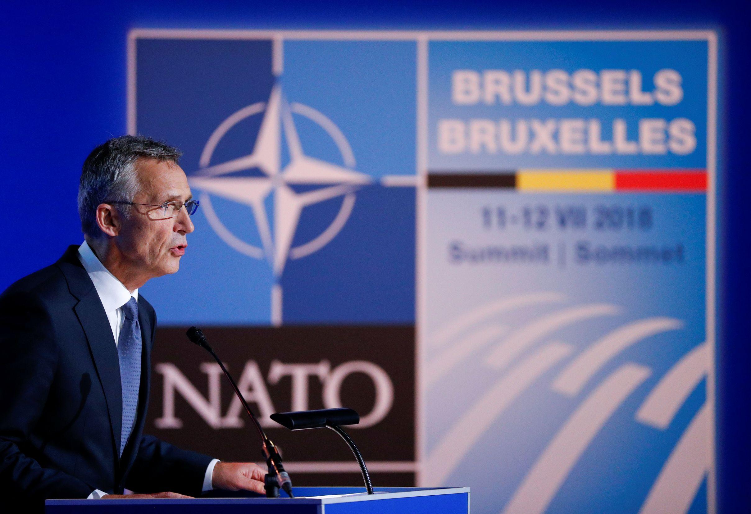 NATO's Pending Energy Security Crisis