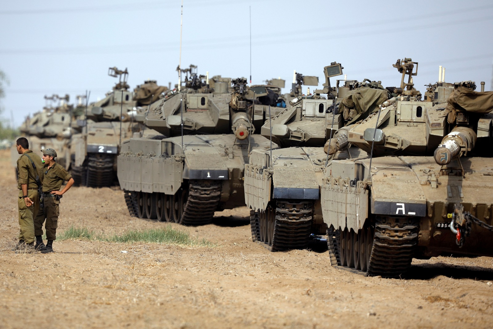All The Reasons Why Israel Is More Than Ready for Its Next Ground War