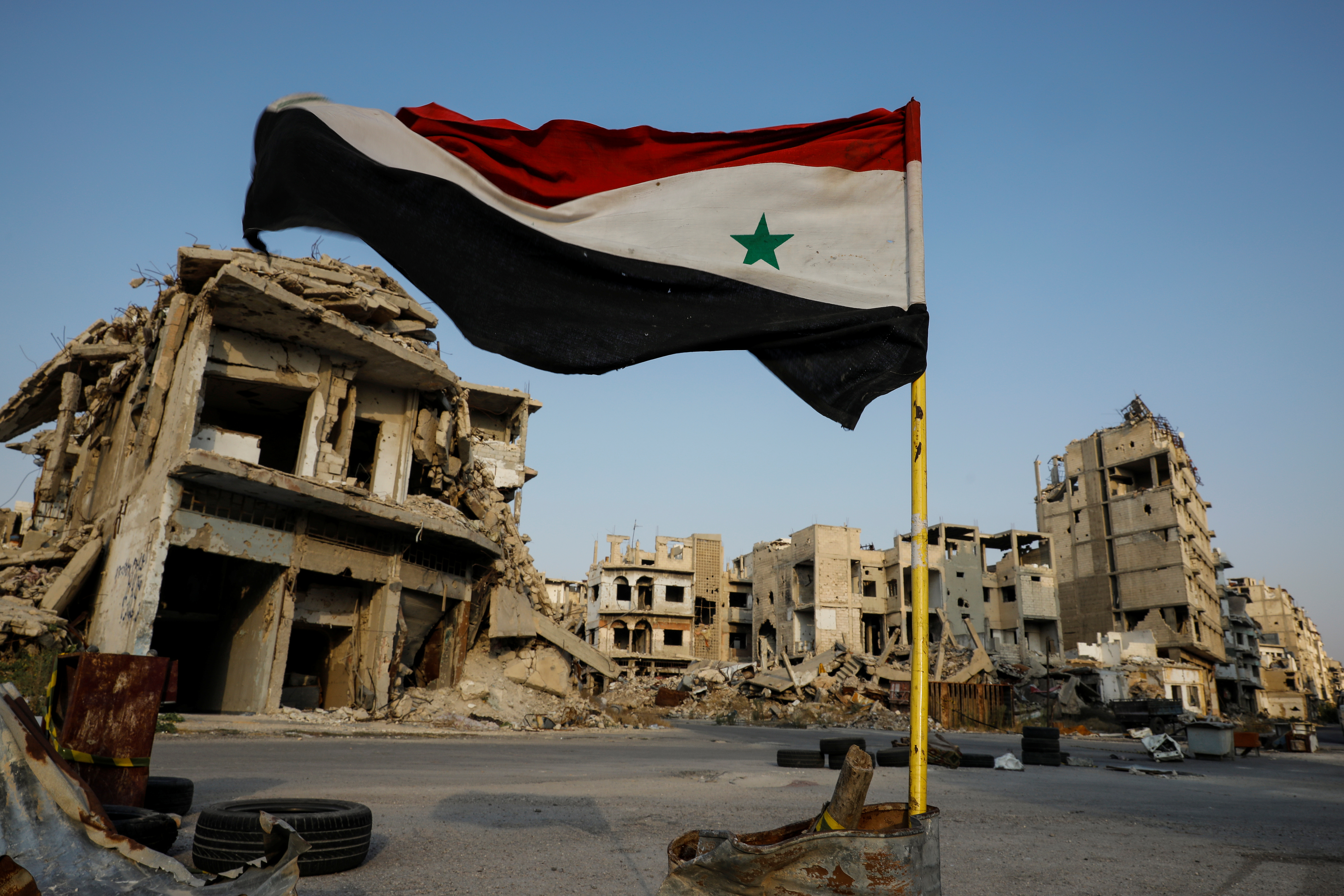 A Syria Safe Zone Will Create More Problems Than It Solves