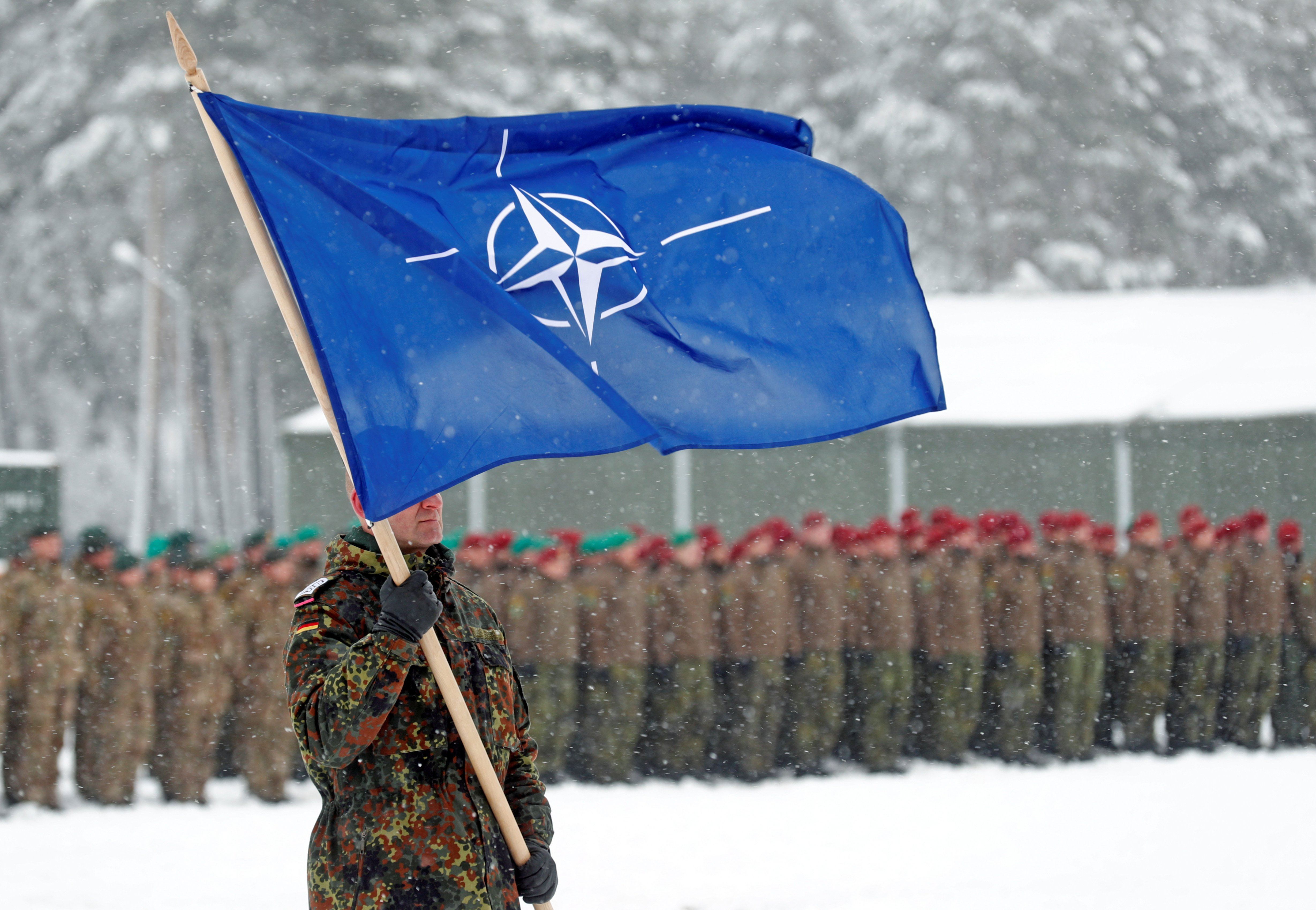 Don't Count NATO Out Just Yet