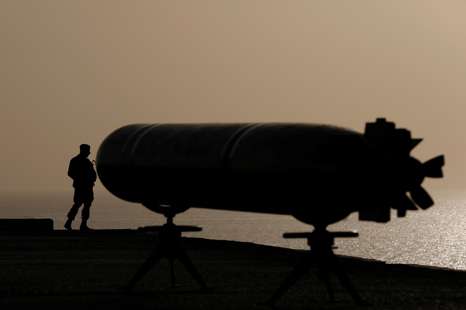 Could Pakistan Sink an Indian Aircraft Carrier in a War?