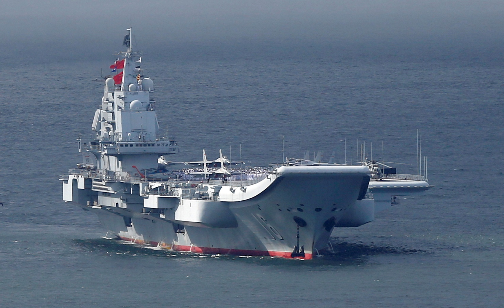 How China's Navy Is Preparing to Fight America if War Comes