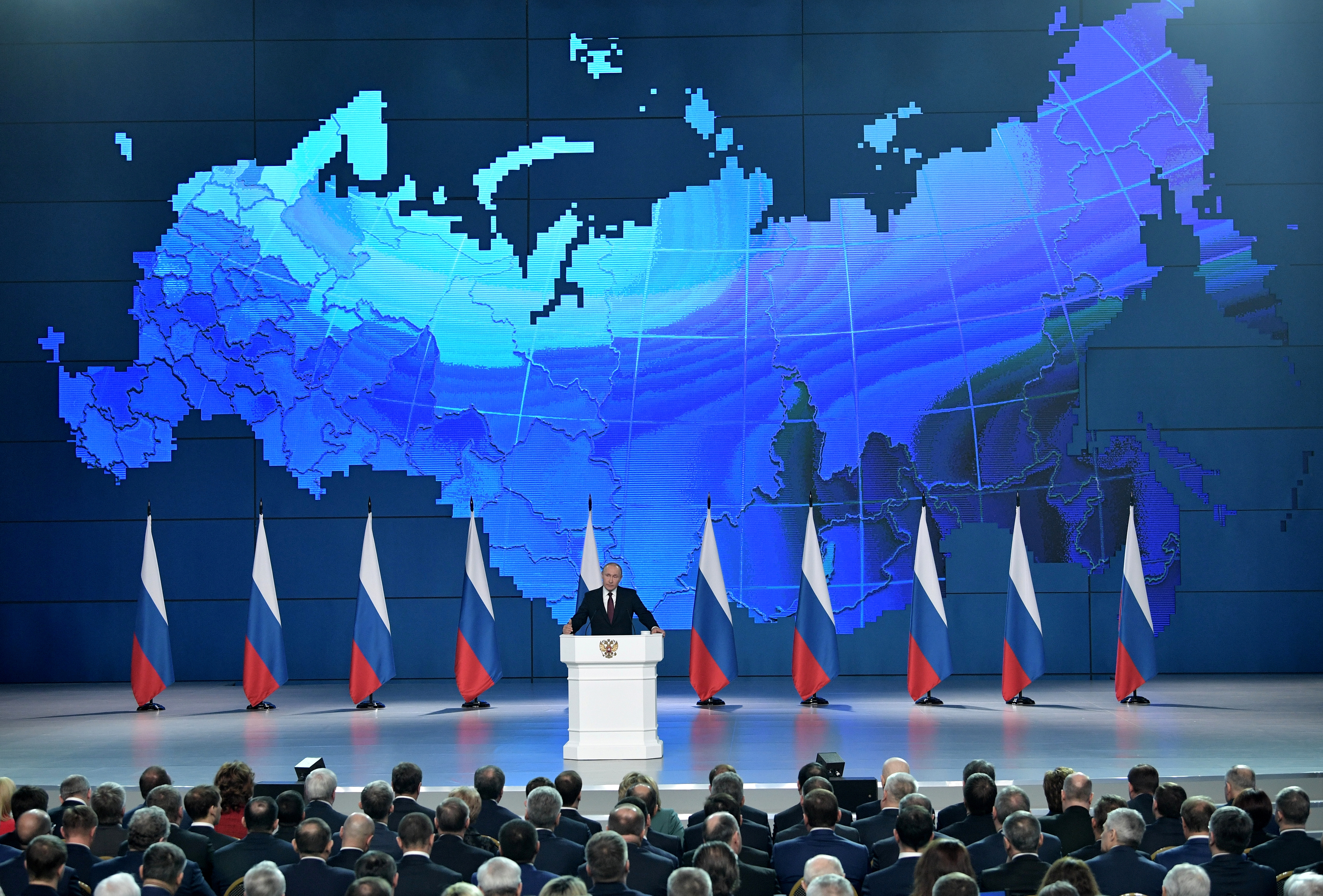 Russia Sees Its Future in China and Eurasia