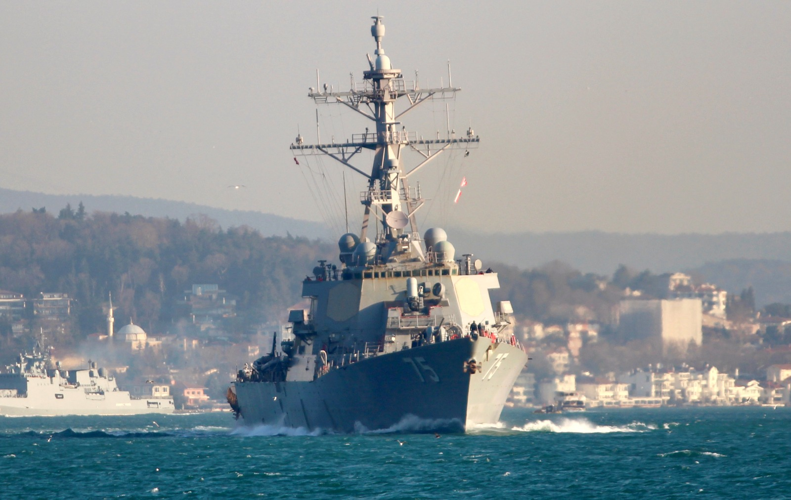 FACT: The U.S. Navy's New Frigate Comes Without A Warranty
