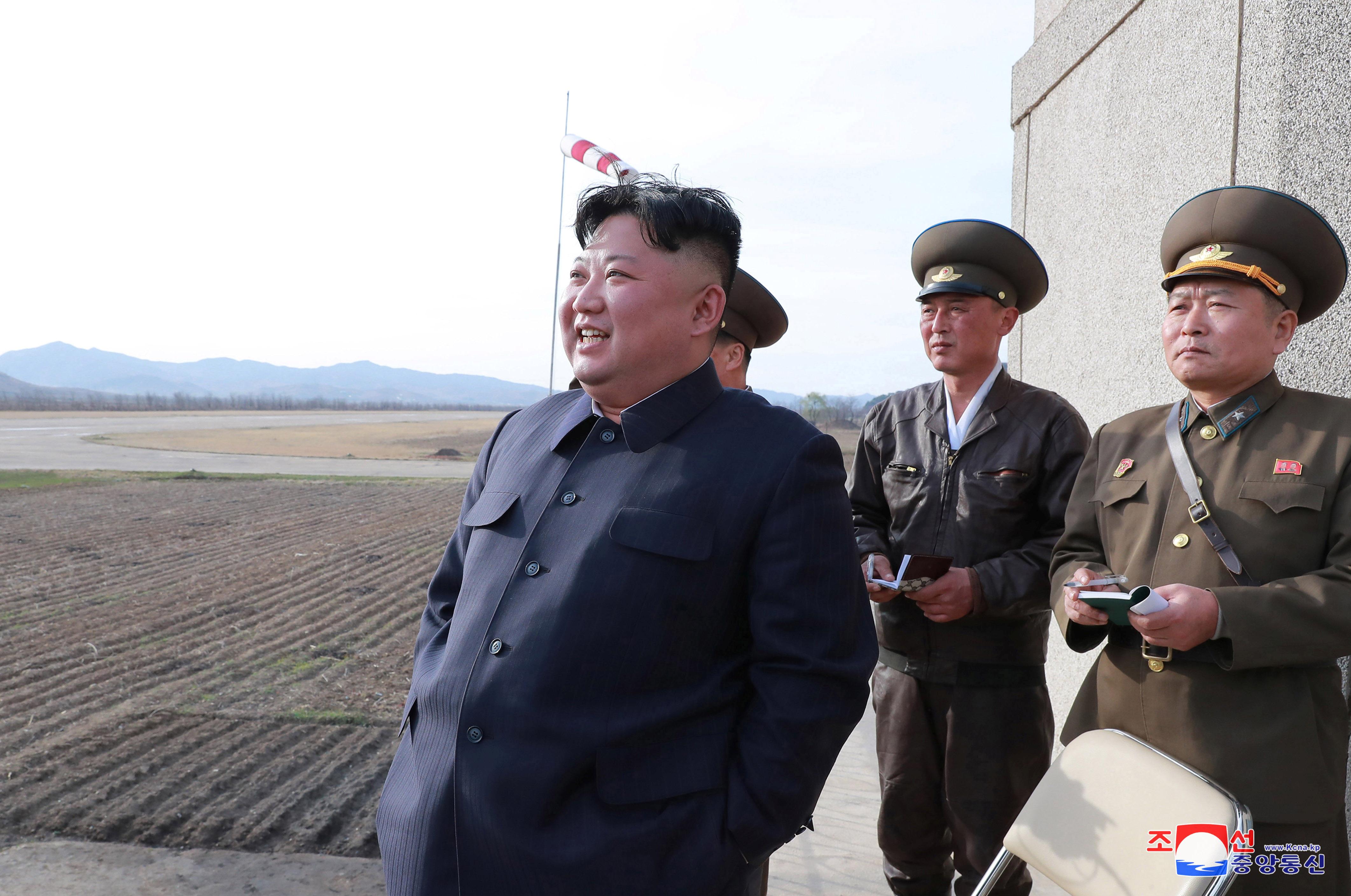 Managing North Korea