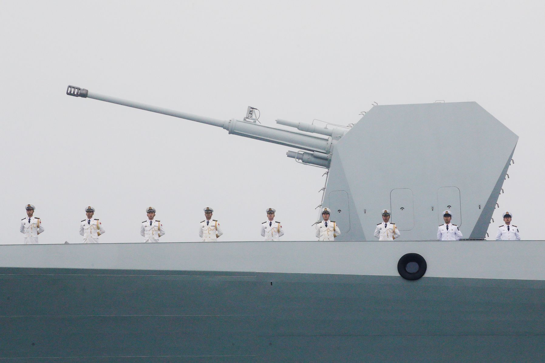 All of the Reasons China's Military Is a Paper Tiger