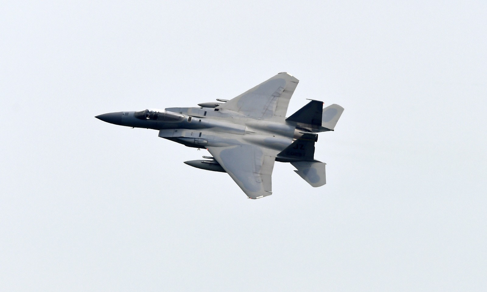 Why the F-15X Fighter Could Be Set to Soar
