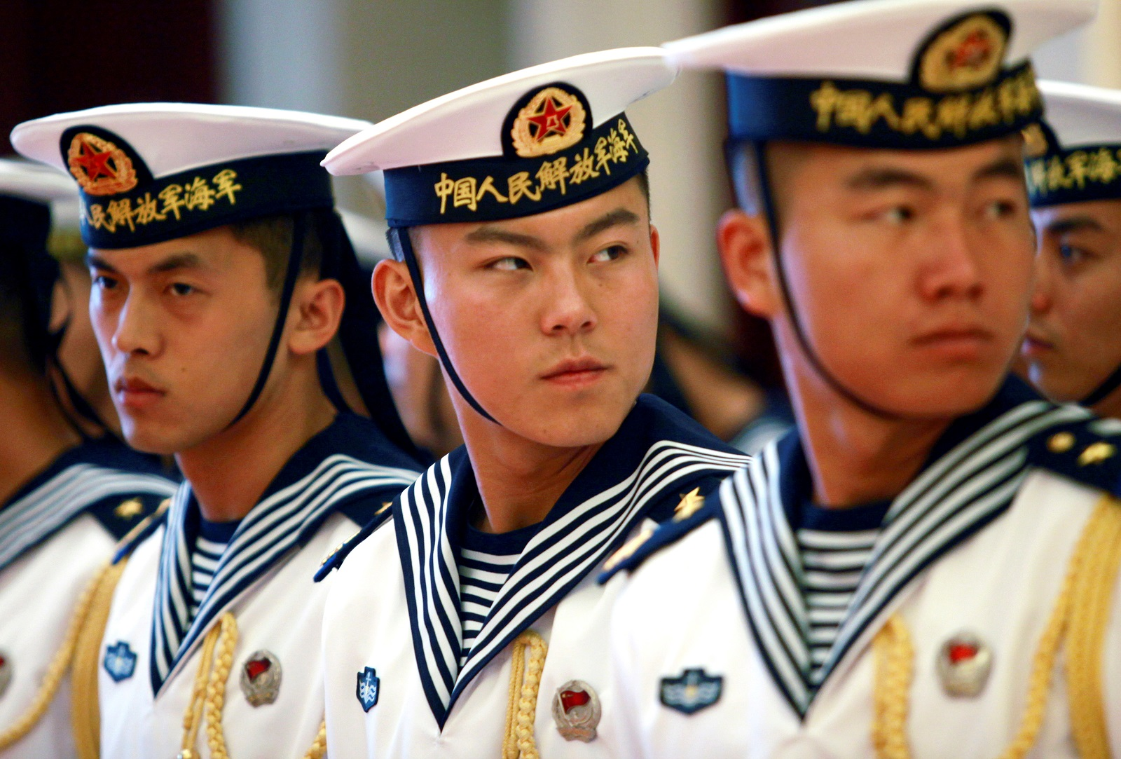 The Pentagon Reports: China's Military Power