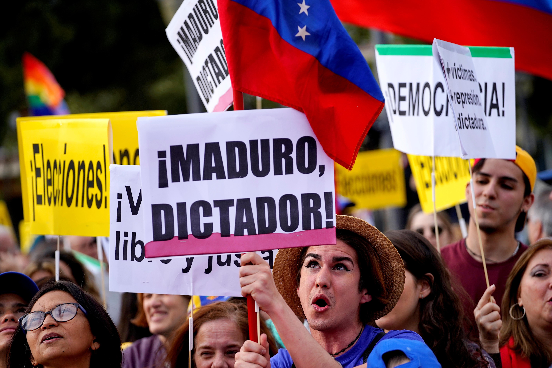 America Must Lead on Venezuela