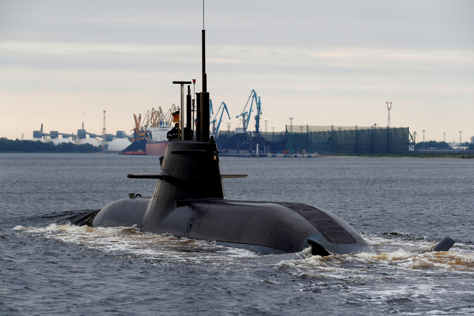 The One (And Only) Time Two Submarines Battled It Out Beneath The Sea