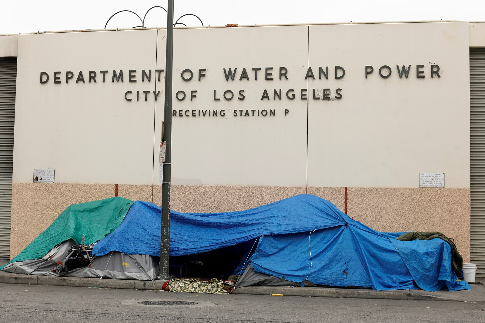 California's Homelessness Crisis Is Reaching Epic Proportions