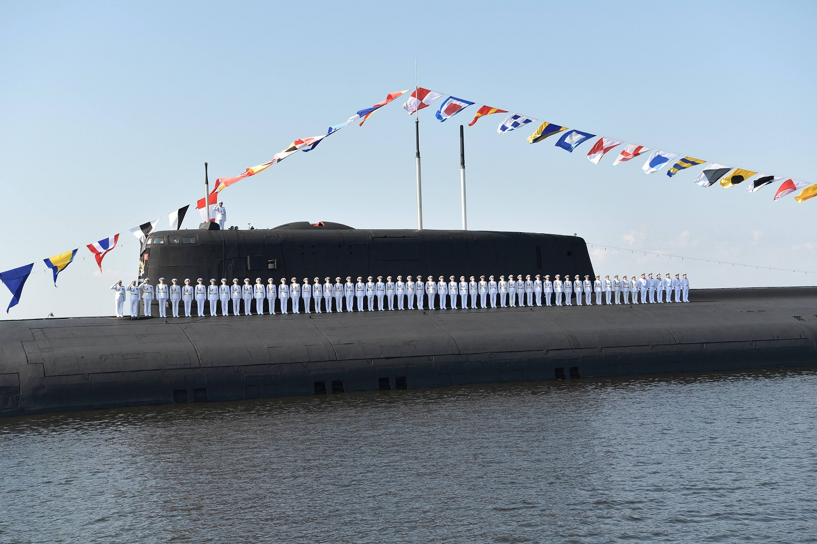 Russia's New Weapons: From Doomsday Nuclear Torpedoes to Skyfall