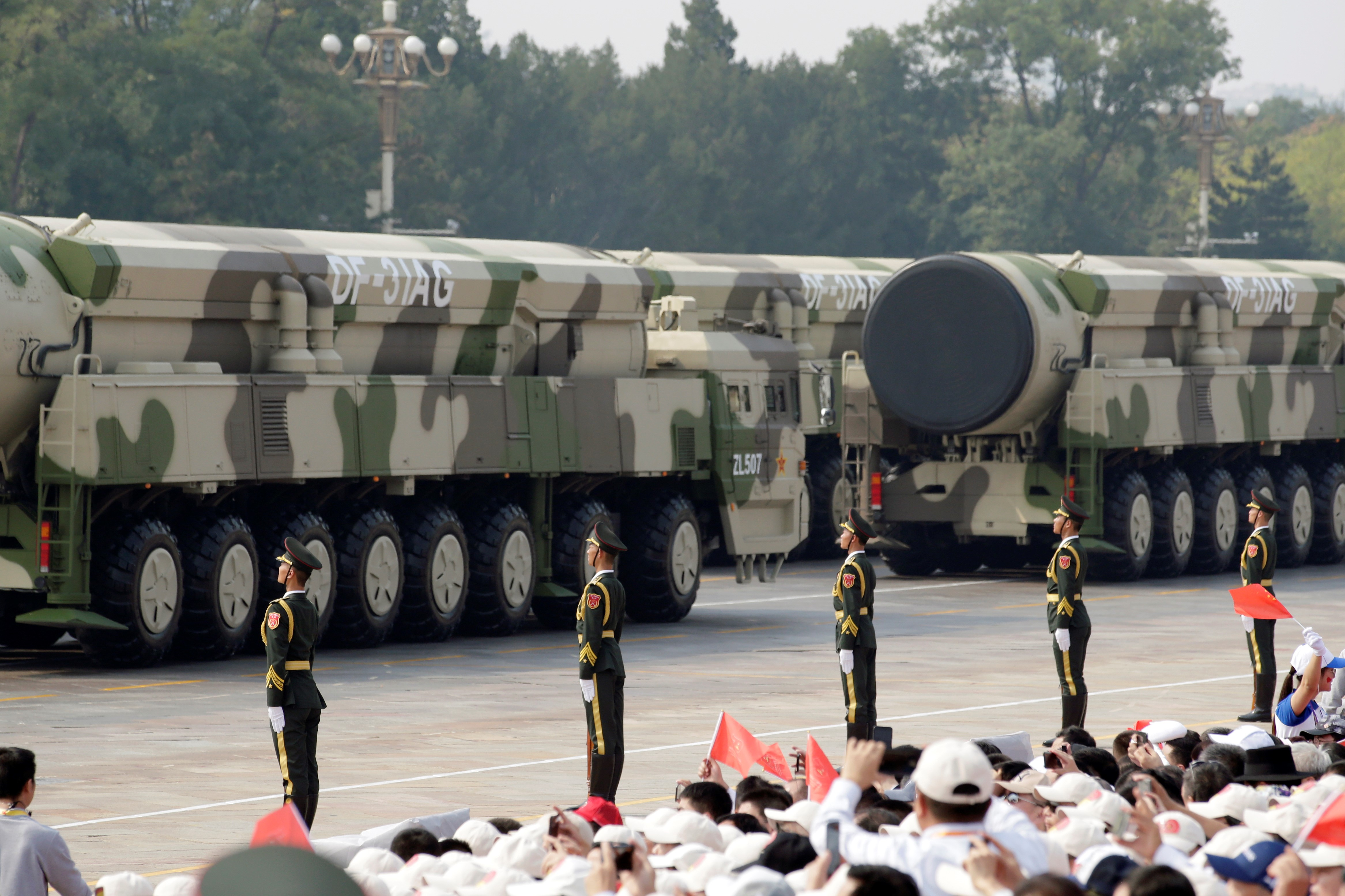 Explained: The Forgotten Reason China Is Building Lots of Missiles
