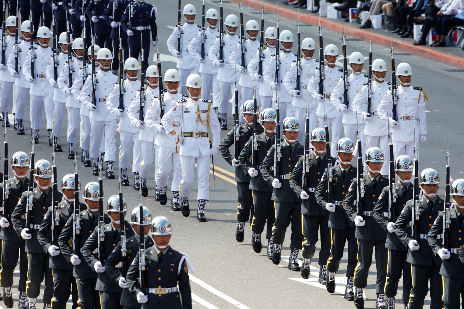 History Question: Why Did China Never Invade Taiwan?