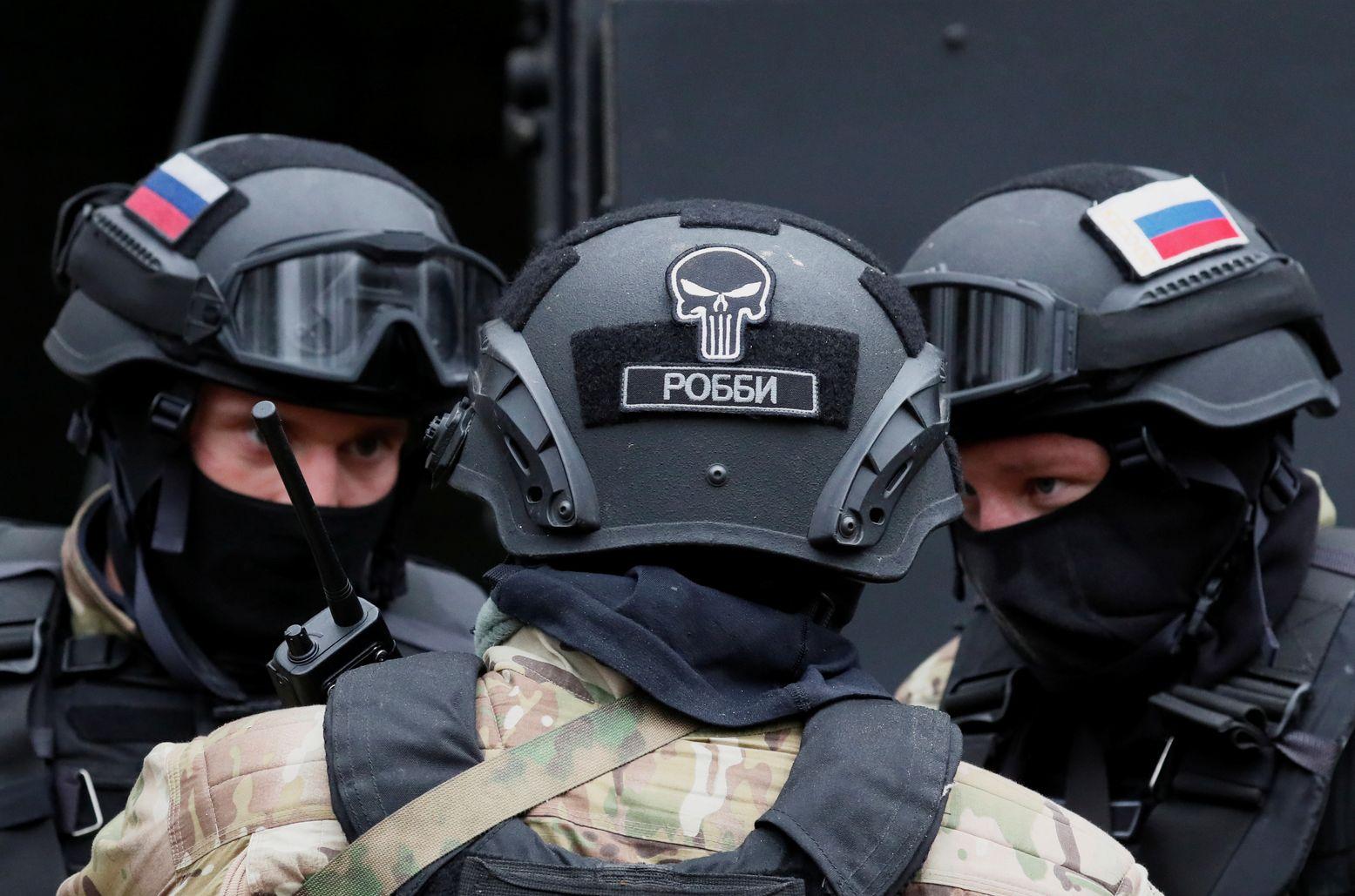 Let's Talk About Russia's Secret Special Forces Unit | The National Interest
