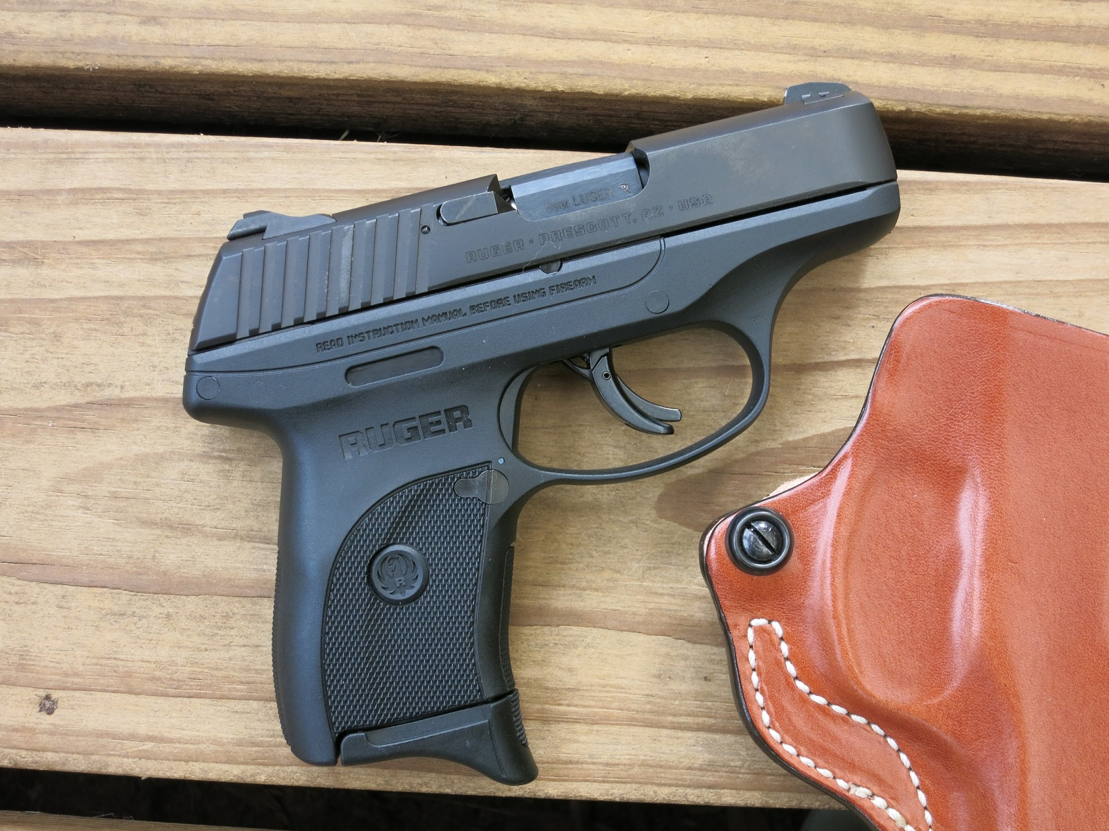 Why Ruger's LC9 Might Just Be the Best Self Defense Gun on the Planet