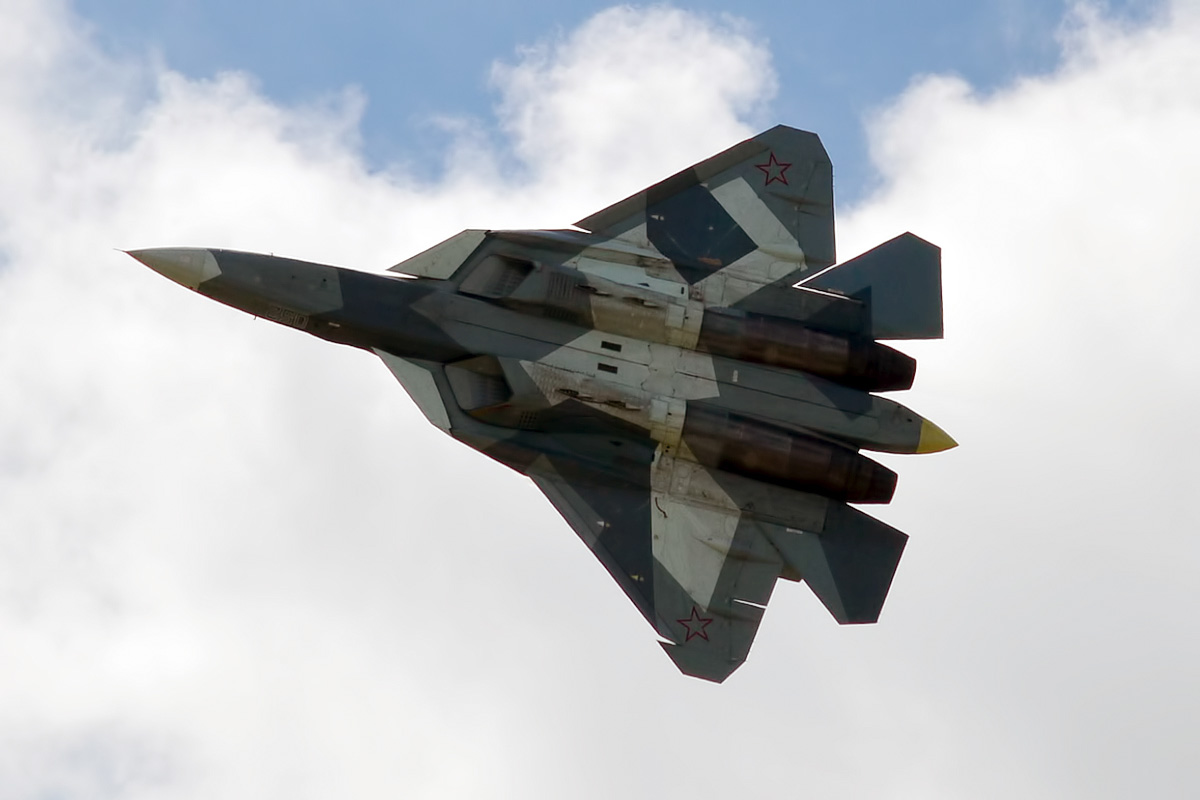 Did Russian Su-57 Fighters Go to War in Syria Last Year?