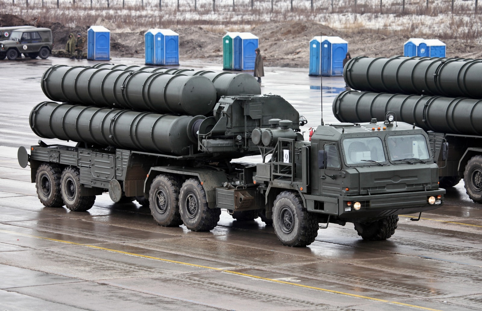 Turkey and the Russia's Deadly S-400: The Air Defense System That
