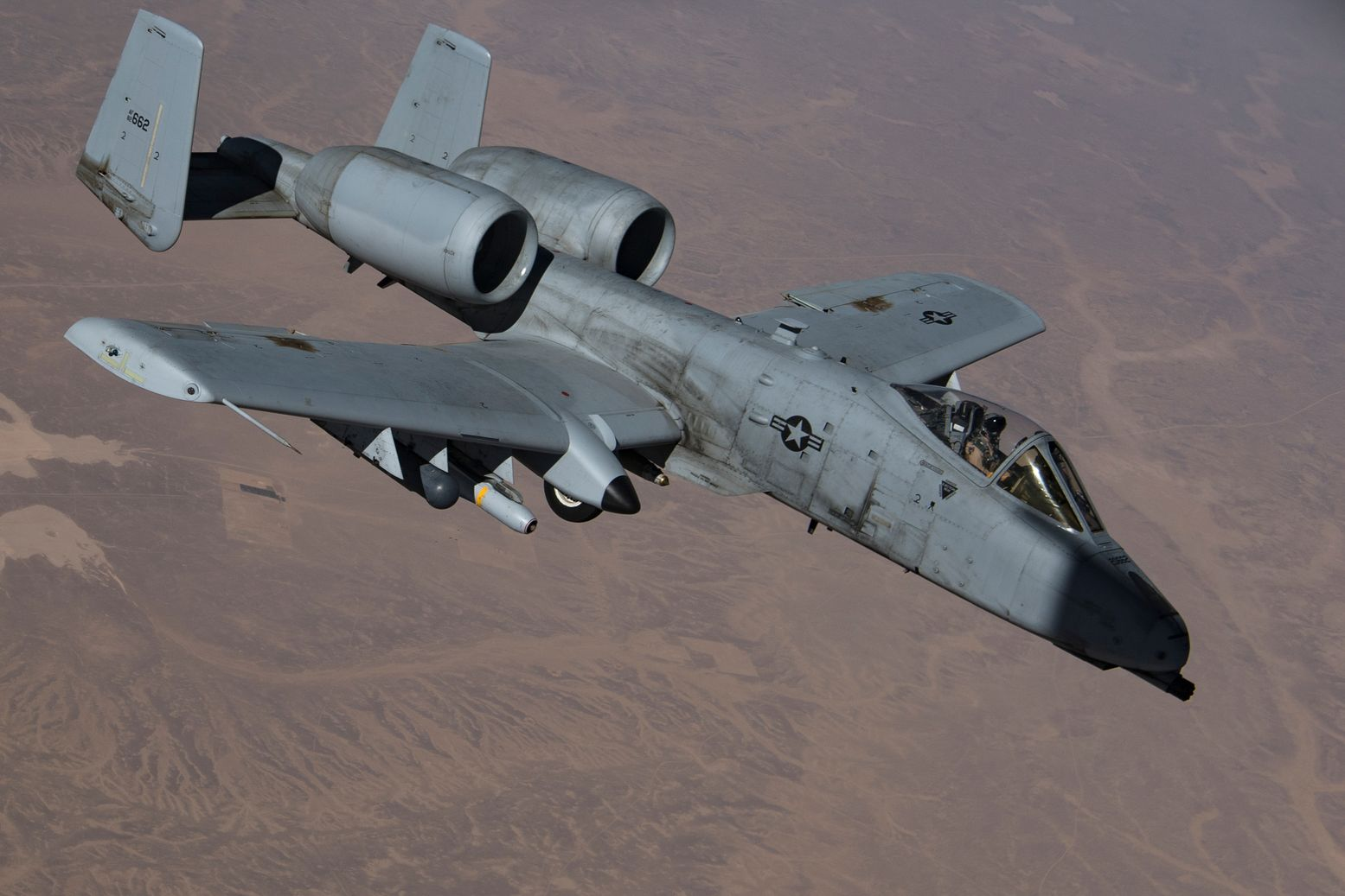 8 Year Project Complete: Every A-10 Warthog Now Has New Wings