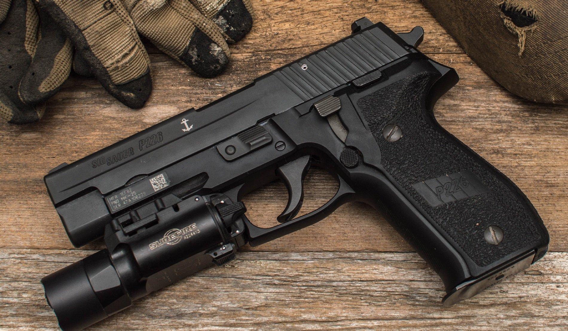 Meet The 5 Best 45 Caliber Handguns On The Planet The