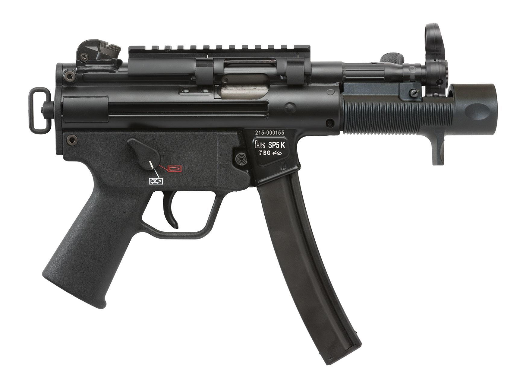 Heckler & Koch Guns: The 5 Best on the Planet